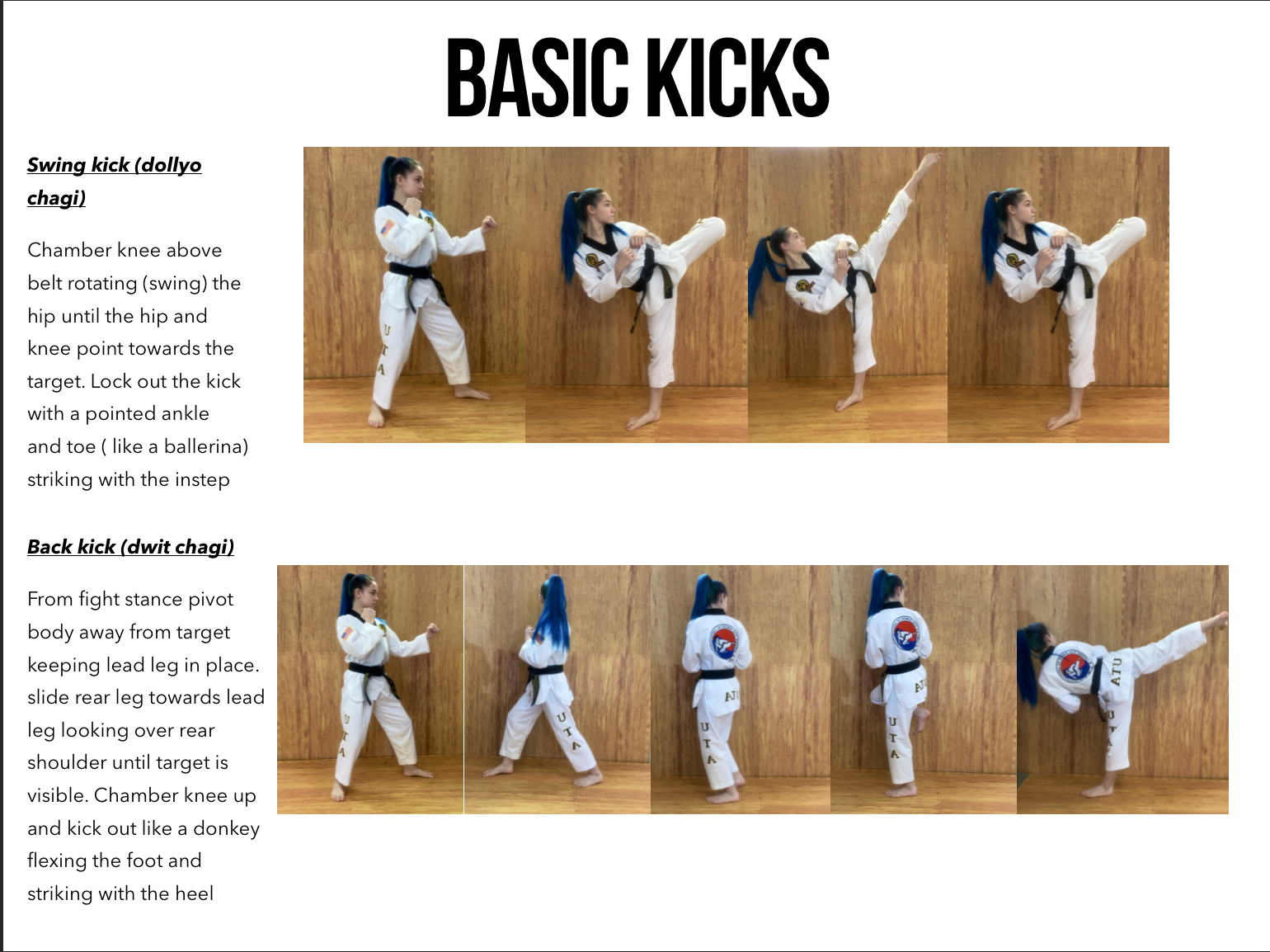 New Page — MAQ Pack Martial Arts