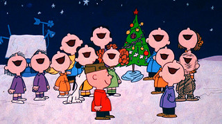 """ a-charlie-brown-christmas "" ( CC BY-SA 2.0 ) by  22860"