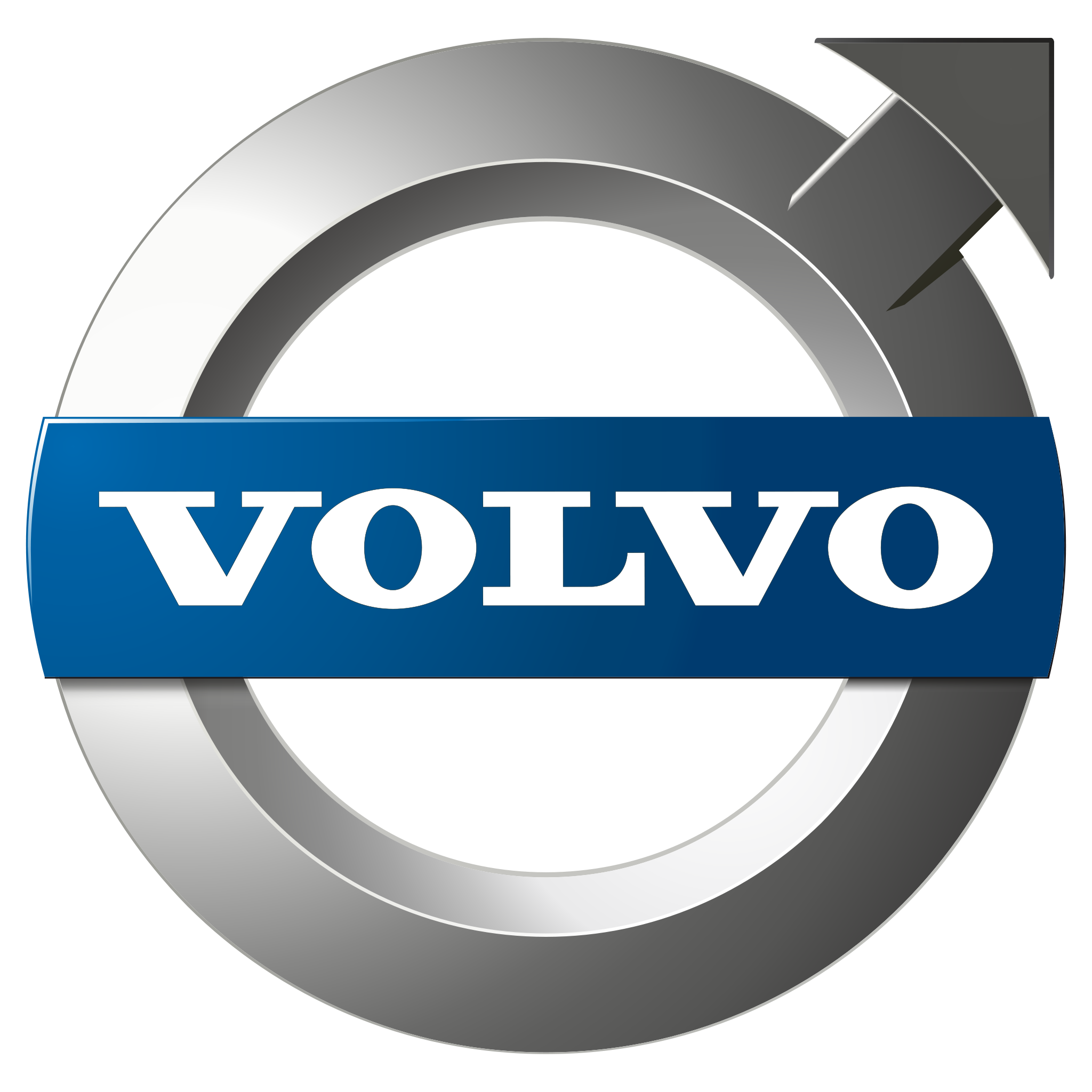 """""""Volvo. For life.""""  Only Volvo promises you the safest ride."""