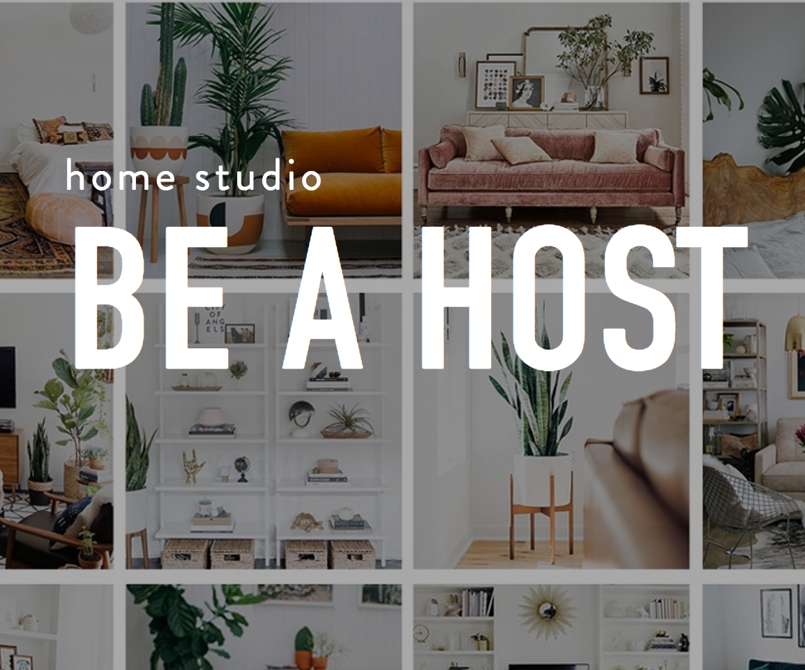 Have a picture-perfect styled space in the Los Angeles area? List your space and earn money on each rental! -