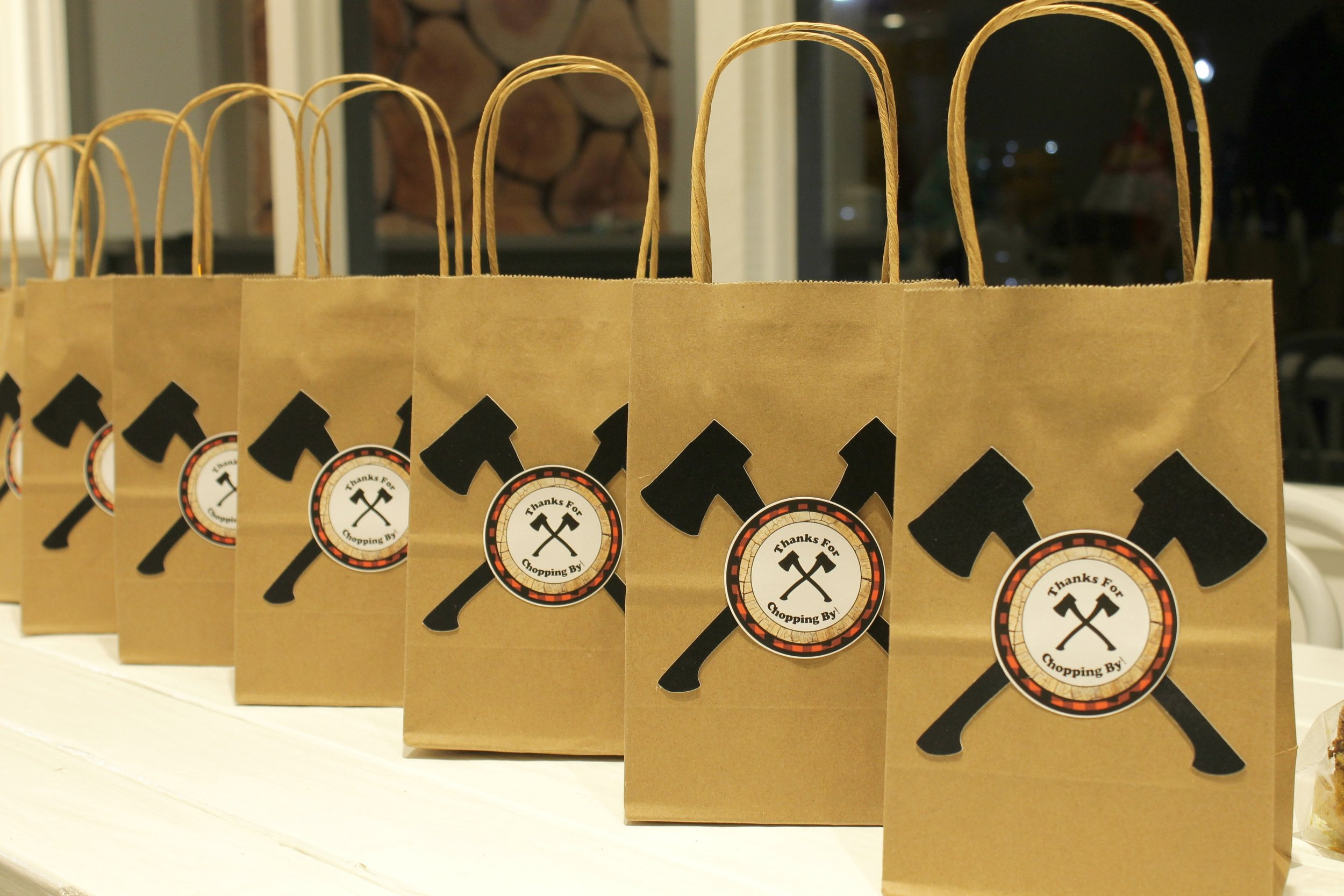 Thanks For Chopping By-LumberJack Gift Bags-First Birthday-www.SugarPartiesLA.com.jpg