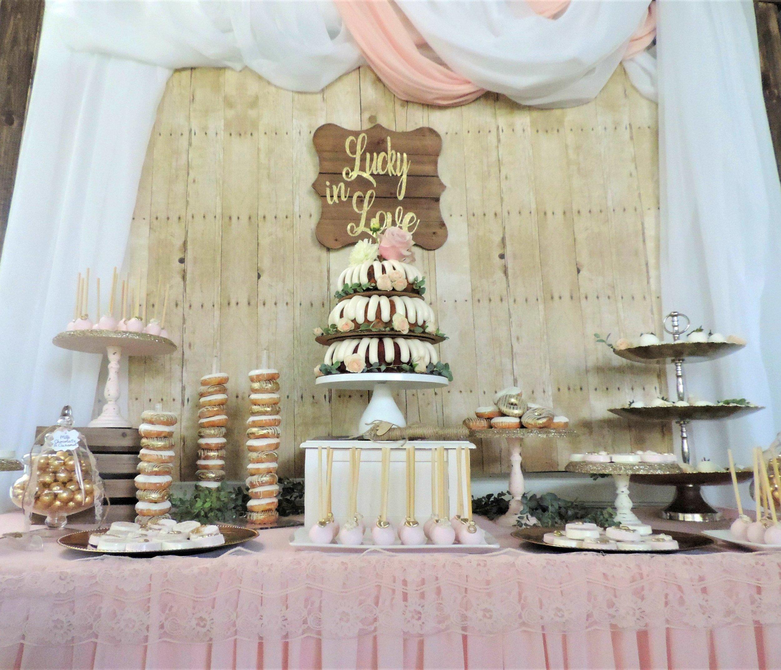 Rustic Wedding-Blush Pink and Gold Wedding-Wedding Dessert Table-Wedding Ideas-Lucky In Love-www.SugarPartiesLA.com.jpg