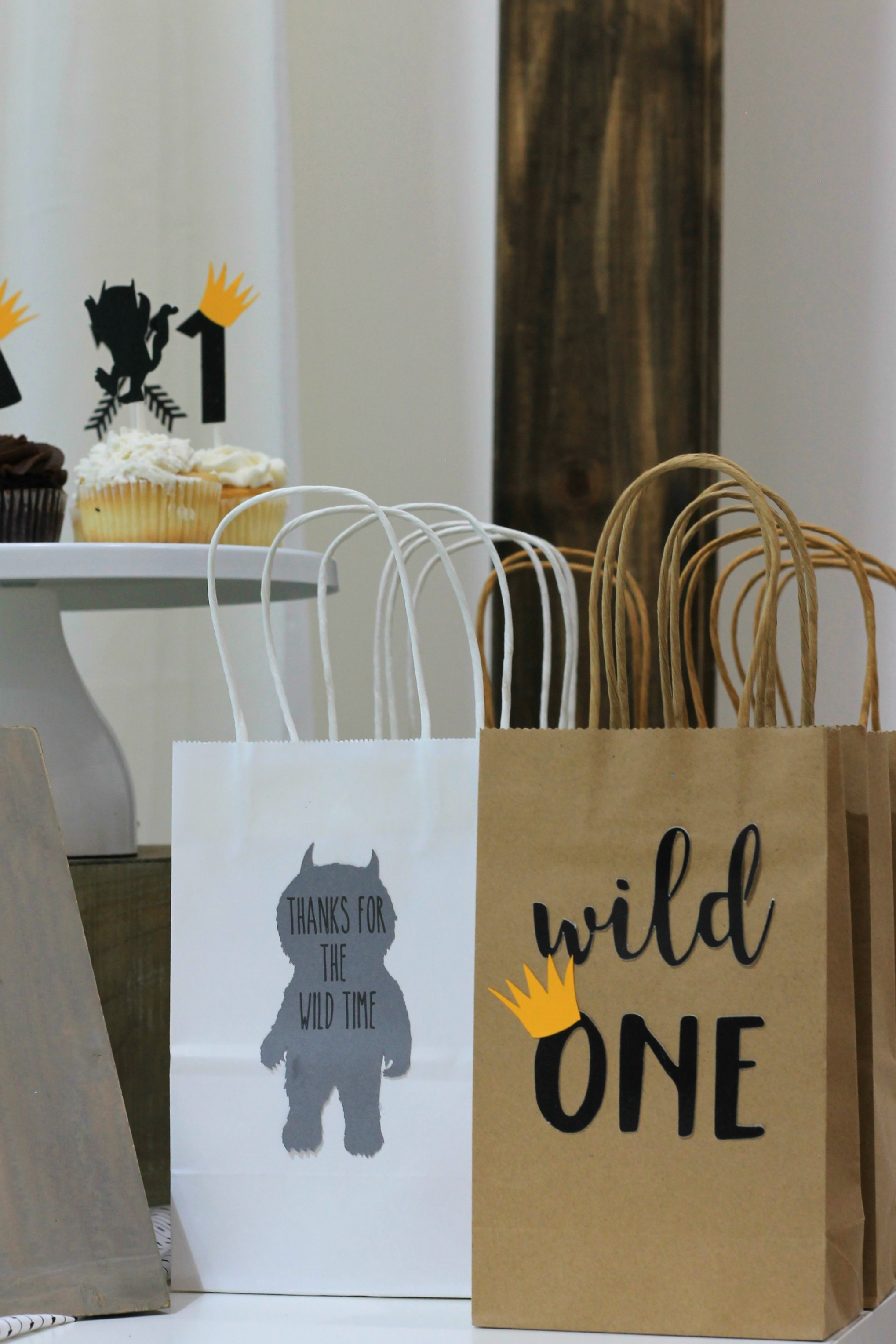 Wild One favor bags-wild one gift bags-wild one birthday-wild one party ideas-wild one decor -wild one first birthday-www.sugarpartiesla.com.jpg