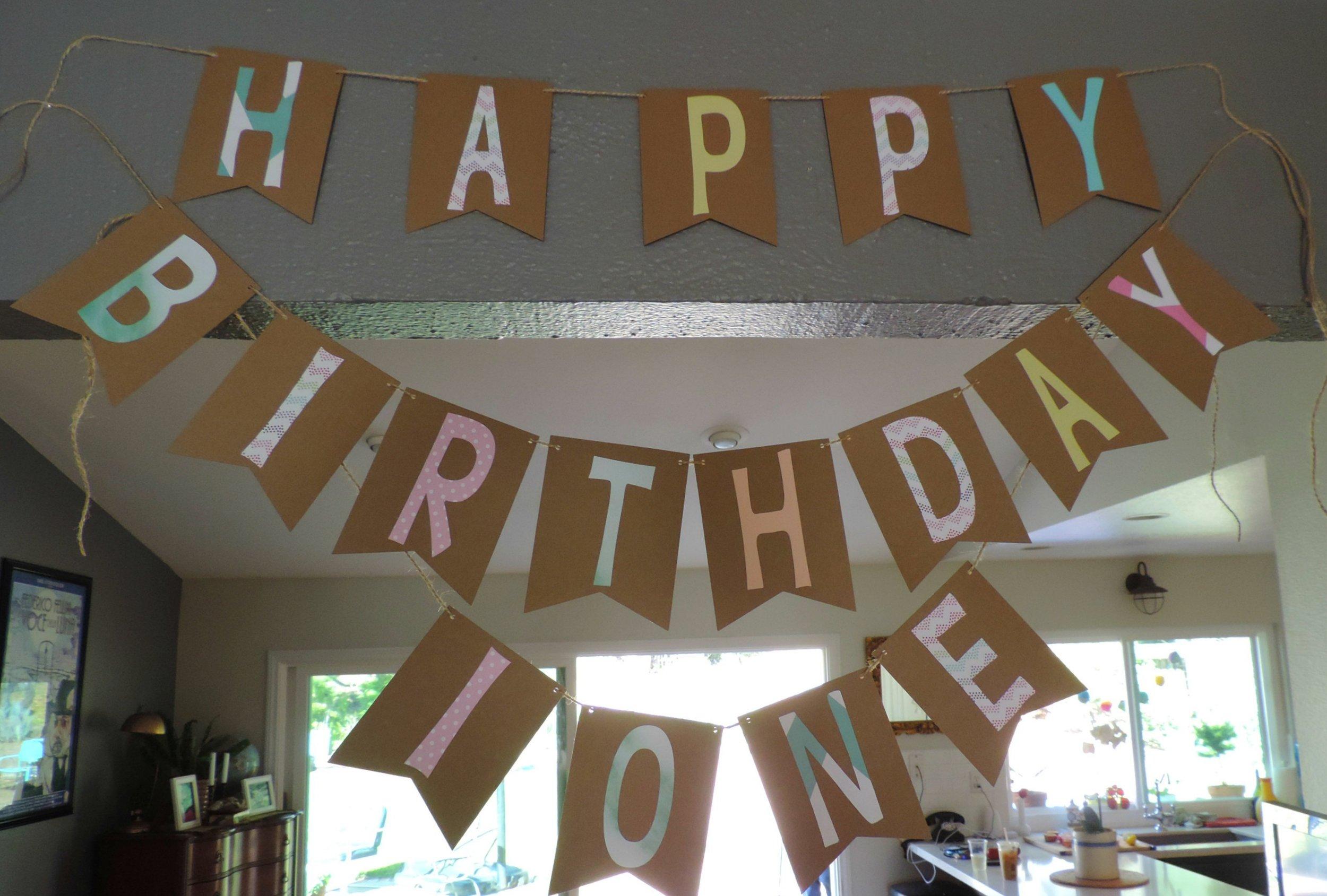 Happy Birthday banner-Cupcake wars birthday-cupcake decorating birthday party-cupcake party-cupcake party decor-www.sugarPartiesLA.com.jpg