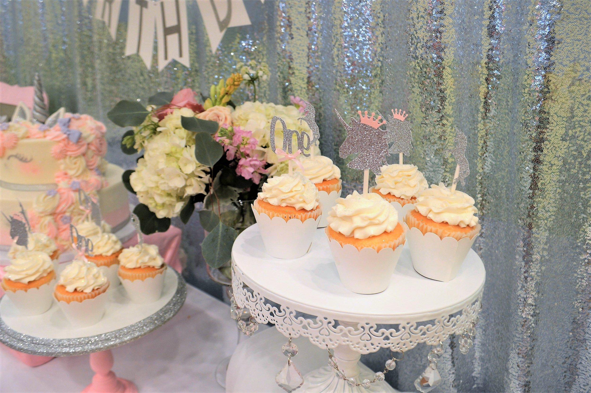 Unicorn birthday party-unicorn cupcakes-unicorn cupcake toppers-unicorn first birthday-unicorn-unicorn party ideas-unicorn birthday party decor-first birthday party-www.SugarPartiesLA.com.jpg