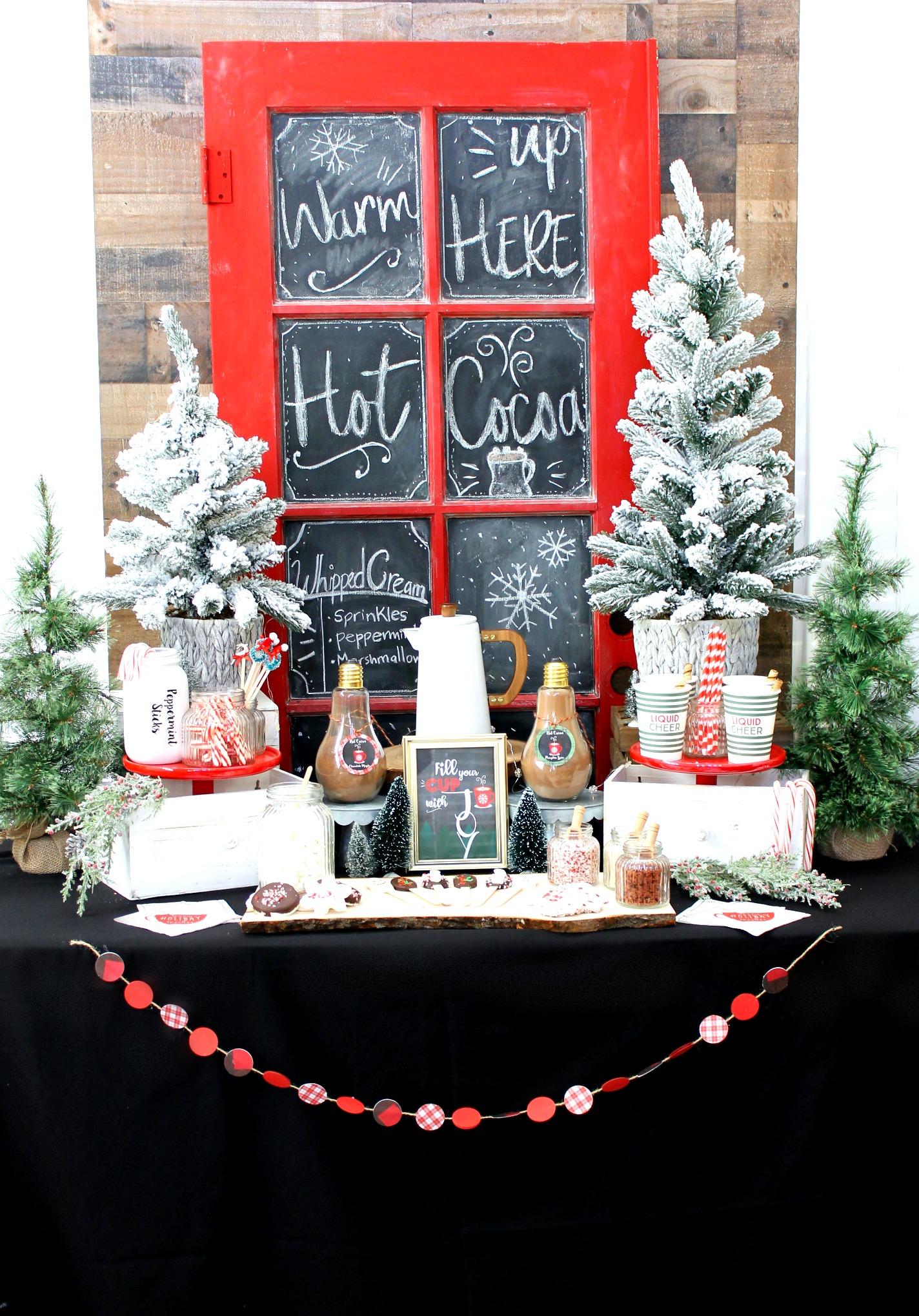 rustic hot cocoa bar-hot chocolate bar-christmas party-www.sugarpartiesla.com.jpg