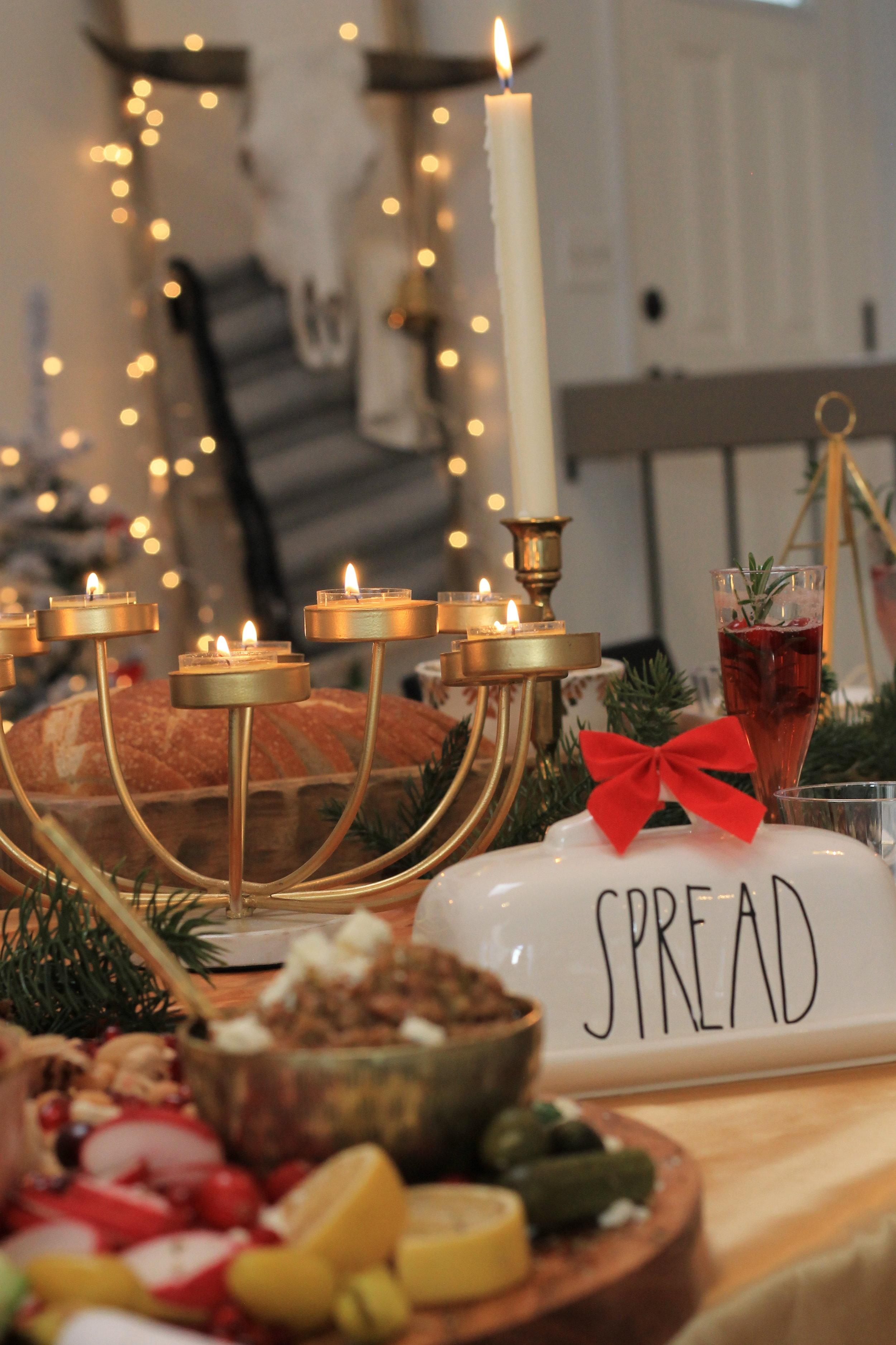 Christmas-Boho-Dinner