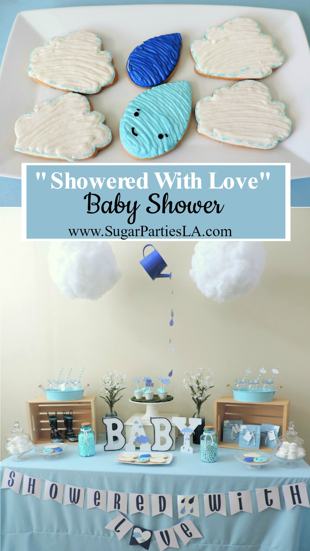 Showered With Love-April Showers Baby Shower-April Showers Bring May Flowers-Showered With Love Baby Shower-Spring Baby Shower-www.SugarPartiesLA.com.jpg