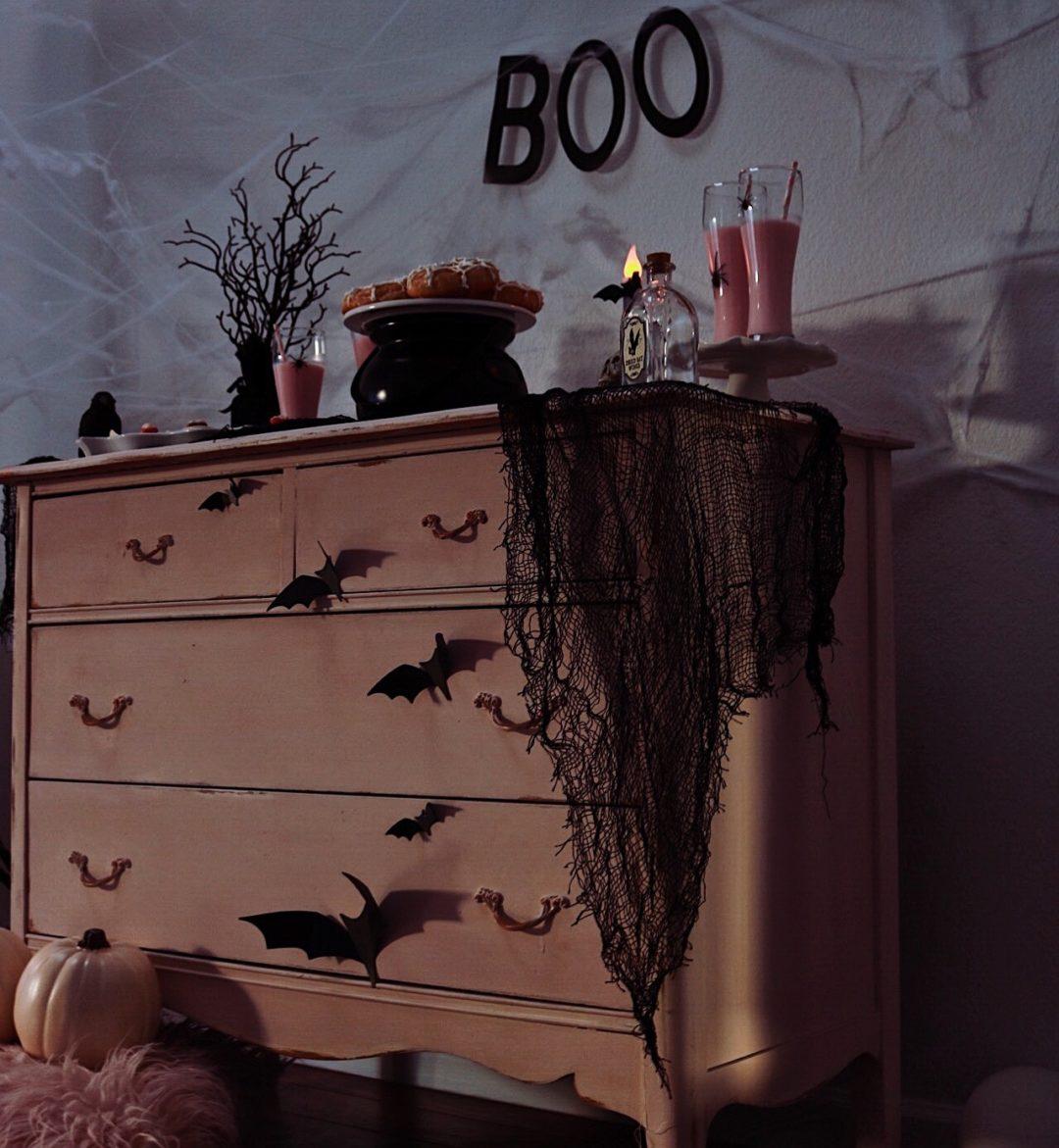 "A Spooky ""Pink"" Halloween"
