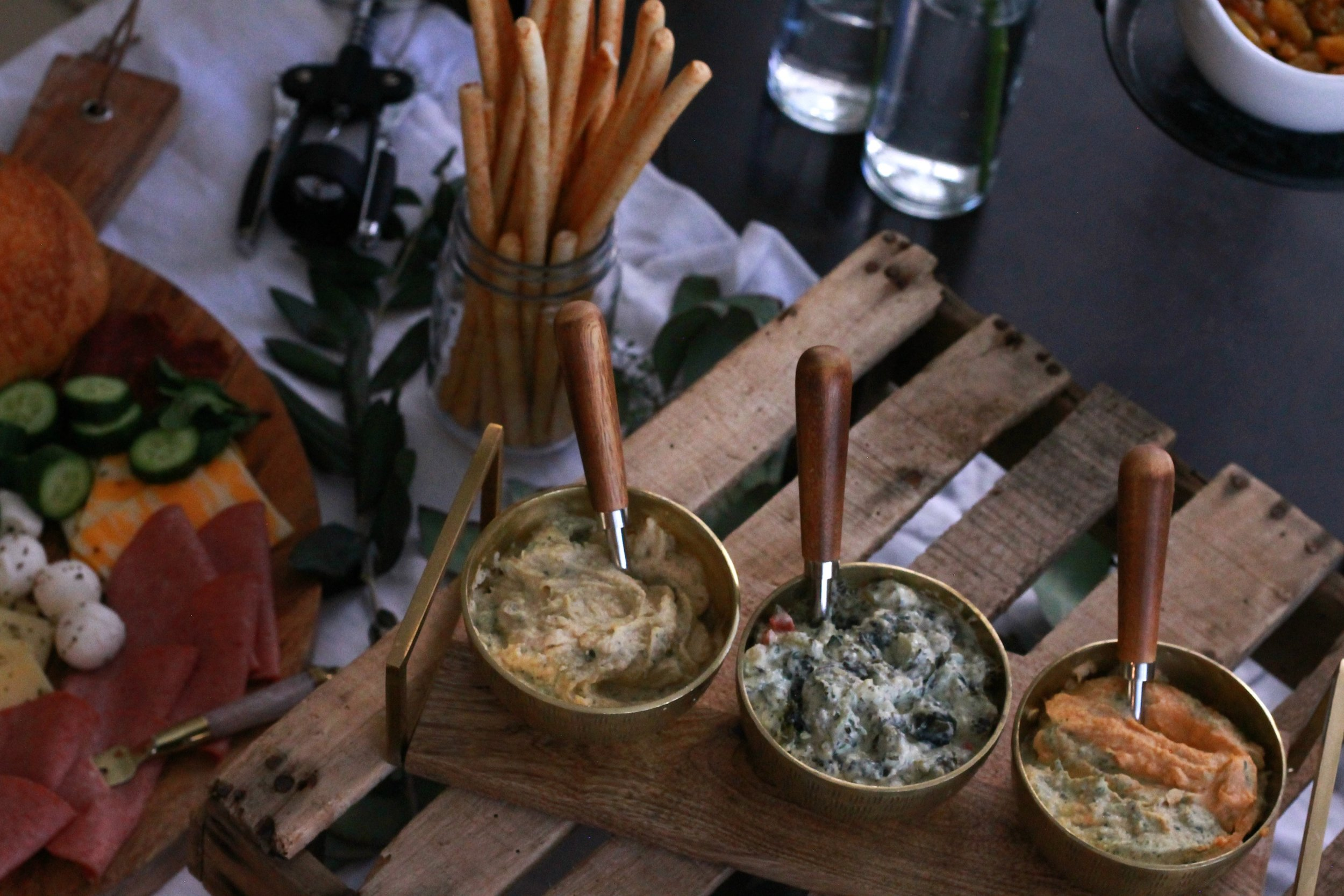 Bread Sticks-Rustic Food Ideas-Rose-Wine Night-Cheese and Cracker Ideas-Girls Night In-Cheese Cracker and Wine Night-Cheese Board Ideas-www.SugarPartiesLA.com.jpg