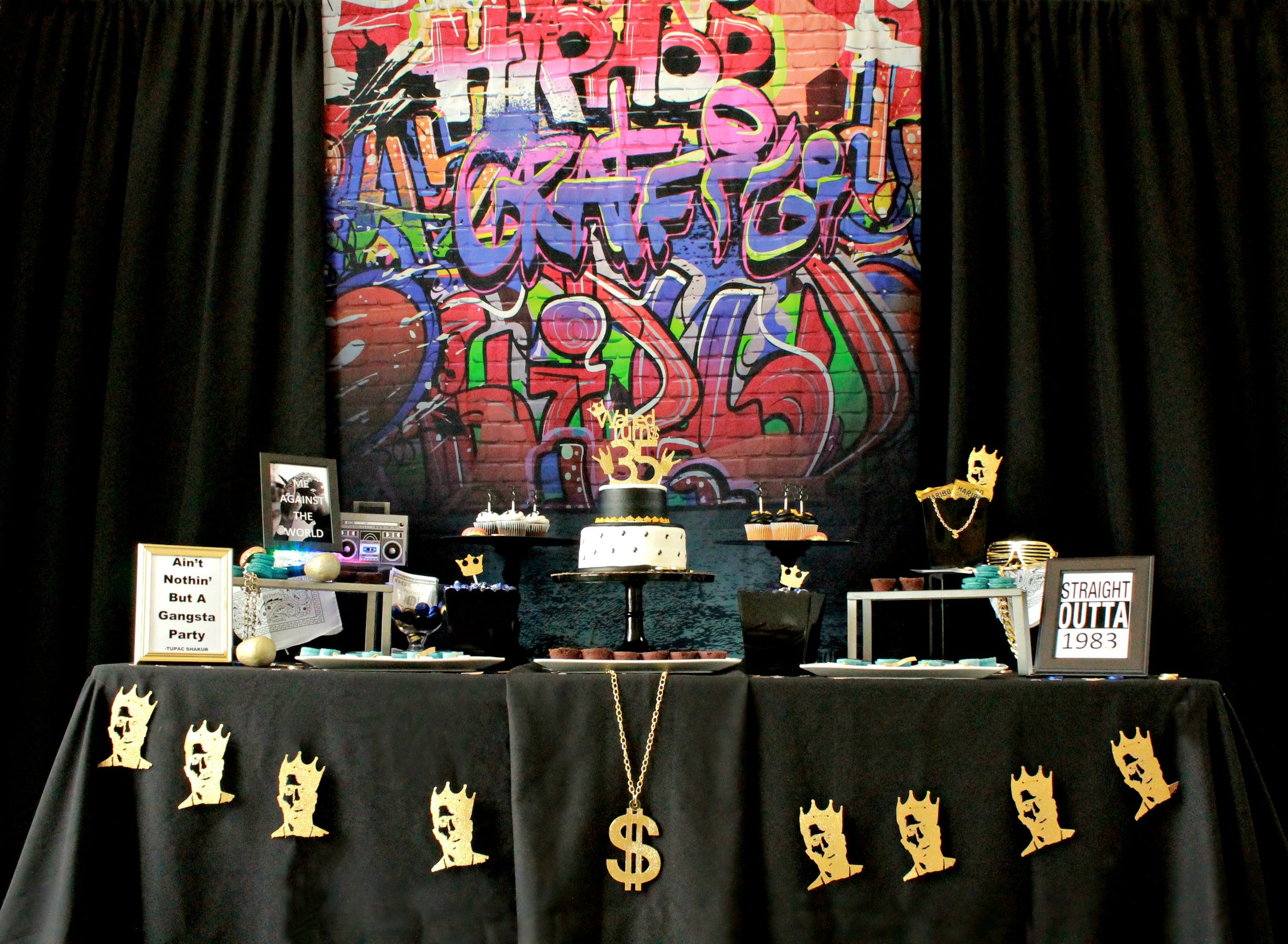 Hip Hop Party Ideas-Rap Party-Westcoast Party Ideas-www.SugarPartiesLA.com.jpg
