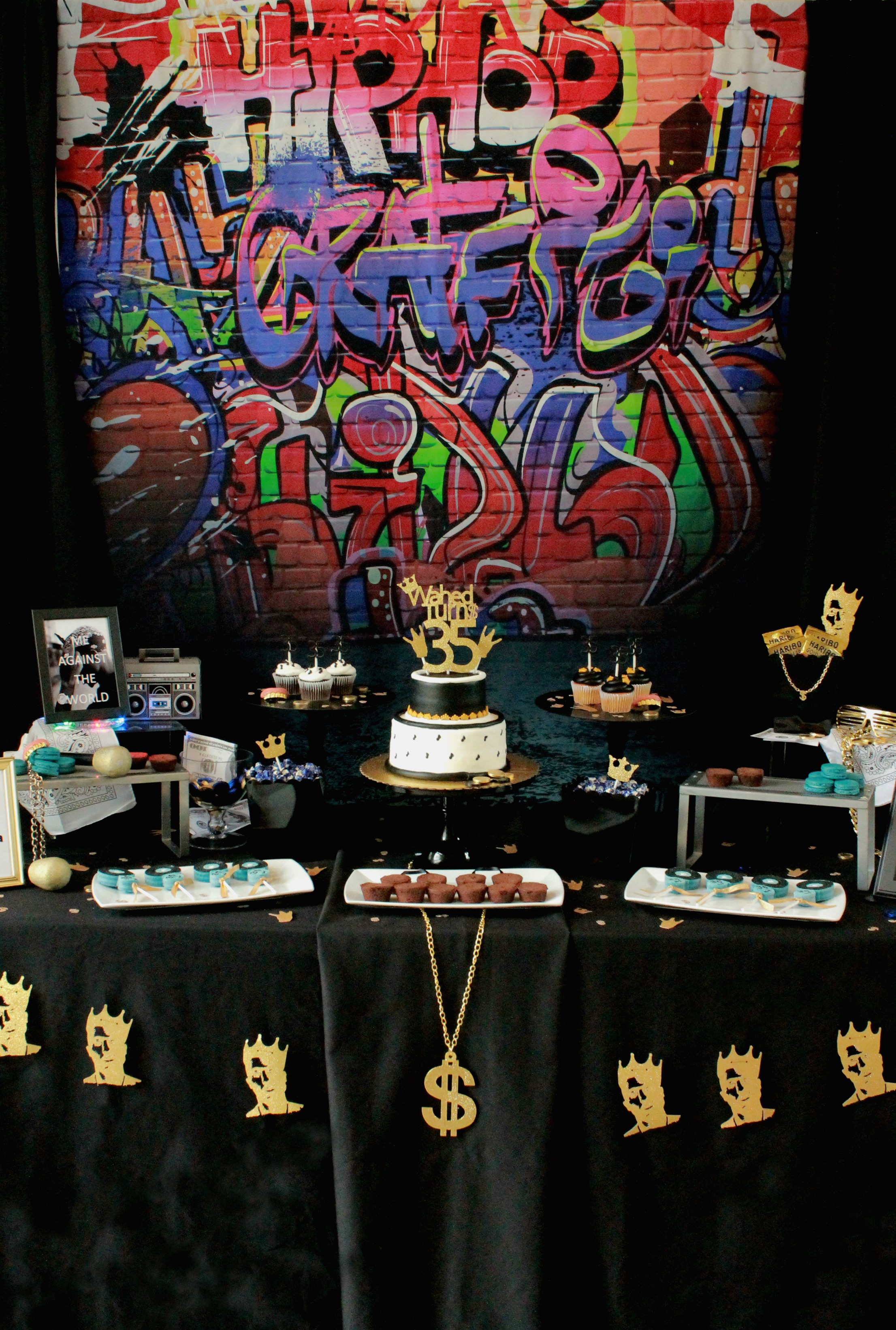 Hop Hop Party-Rap Party-Hiphop Party Ideas-www.SugarPartiesLA.com.jpg