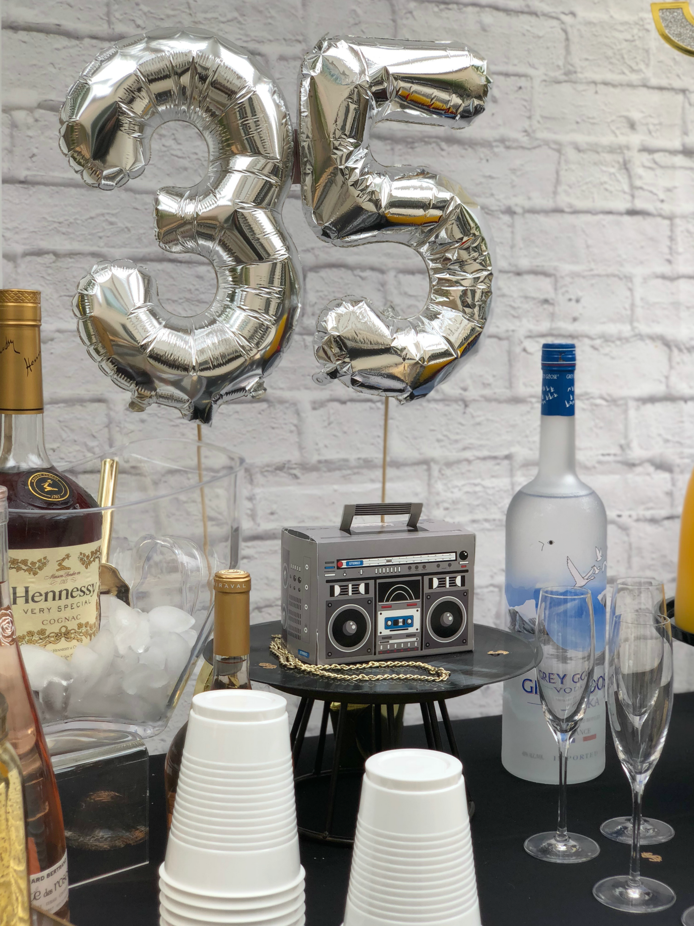 HipHop Drink Table Station-Number Balloons-Hiphop party ideas-www.SugarPartiesLA.com.png