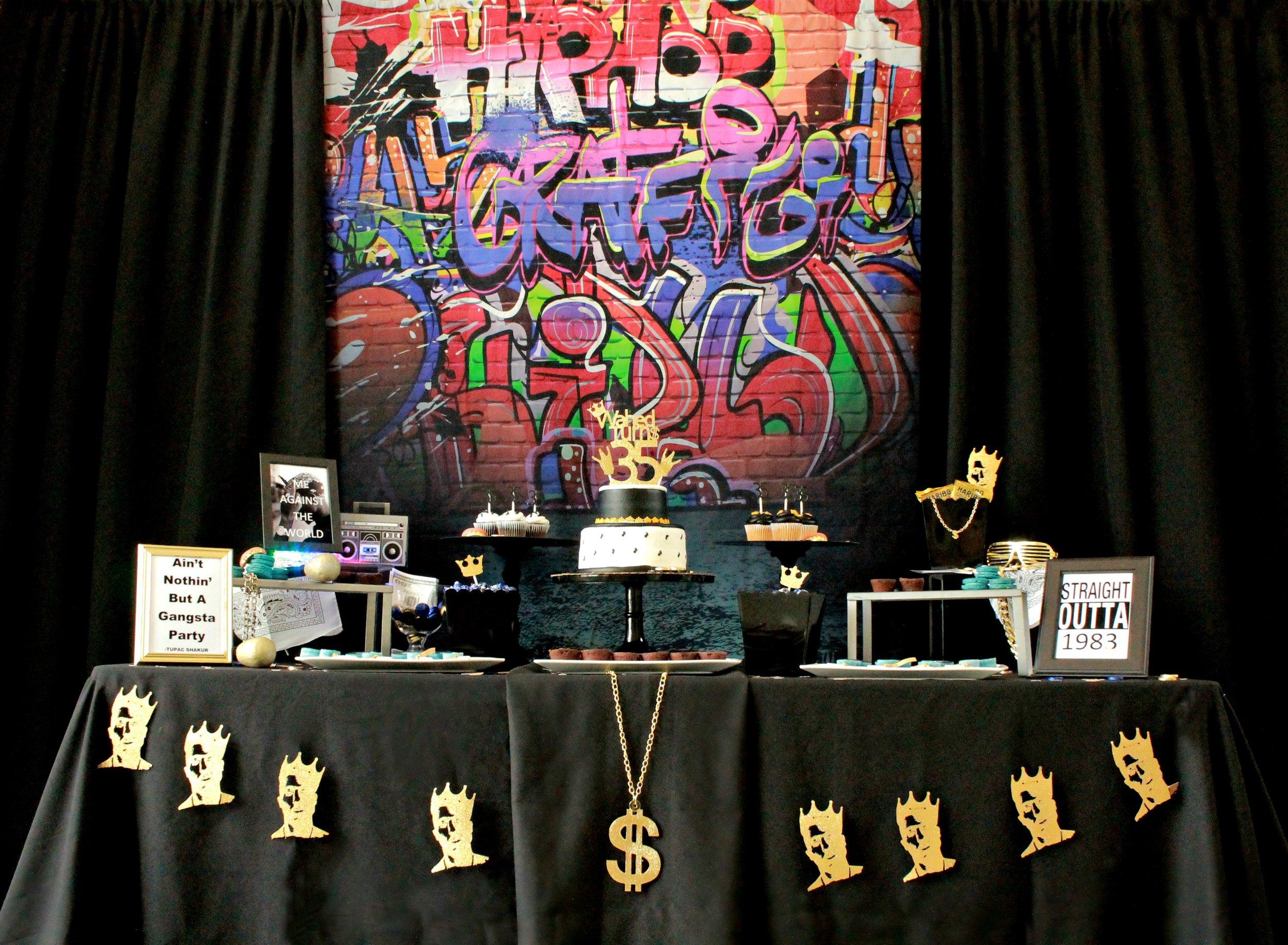 HipHop 90's Birthday