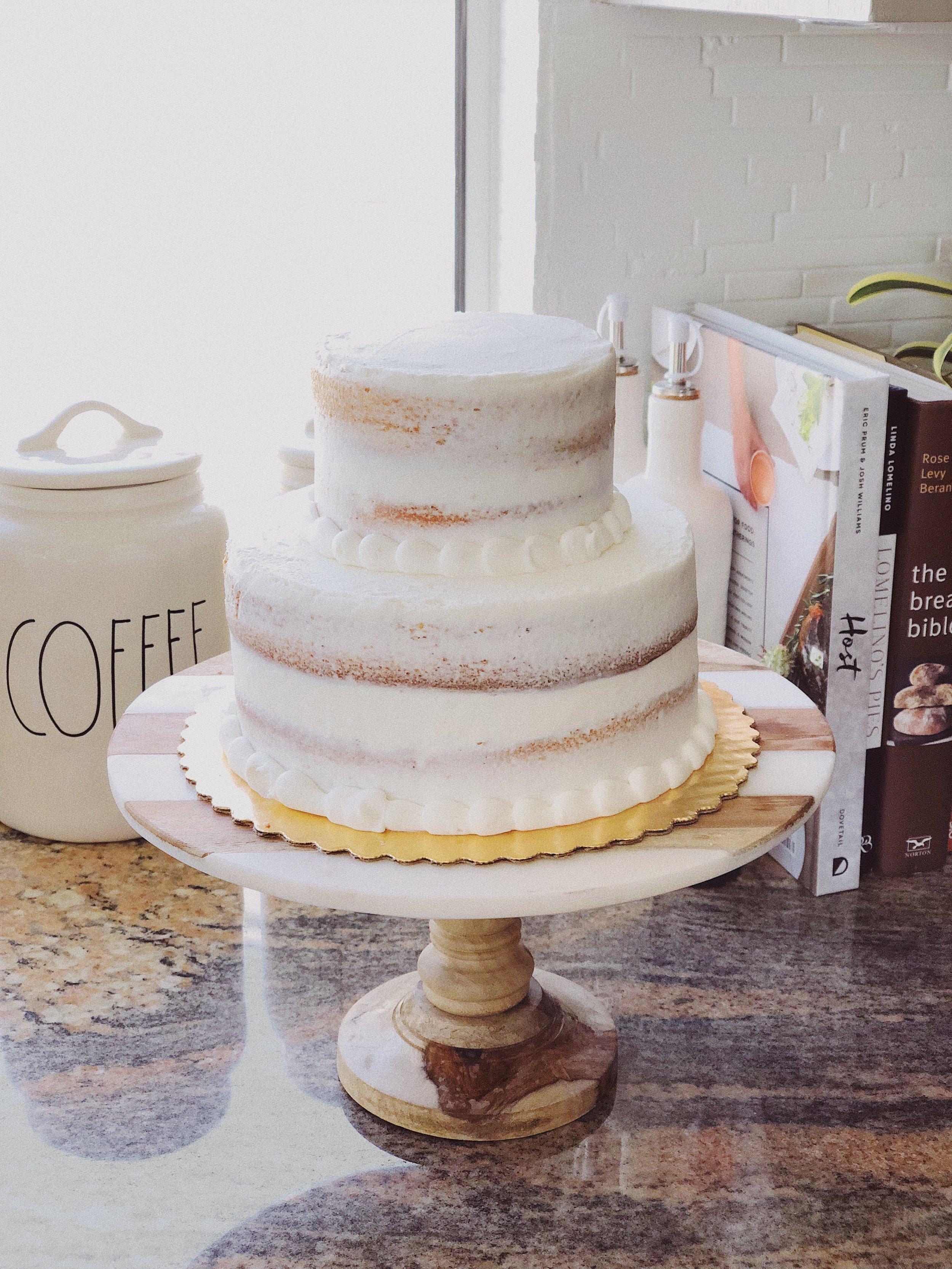 Naked Cake-Layered Naked Cake-Cake Decorating.JPG