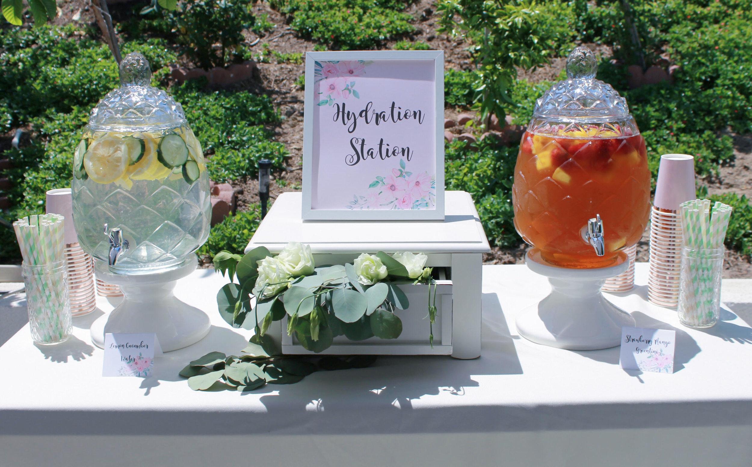 Hydration Station-Drink Station-Bridal Showerr-www.Sugarpartiesla.com.jpg