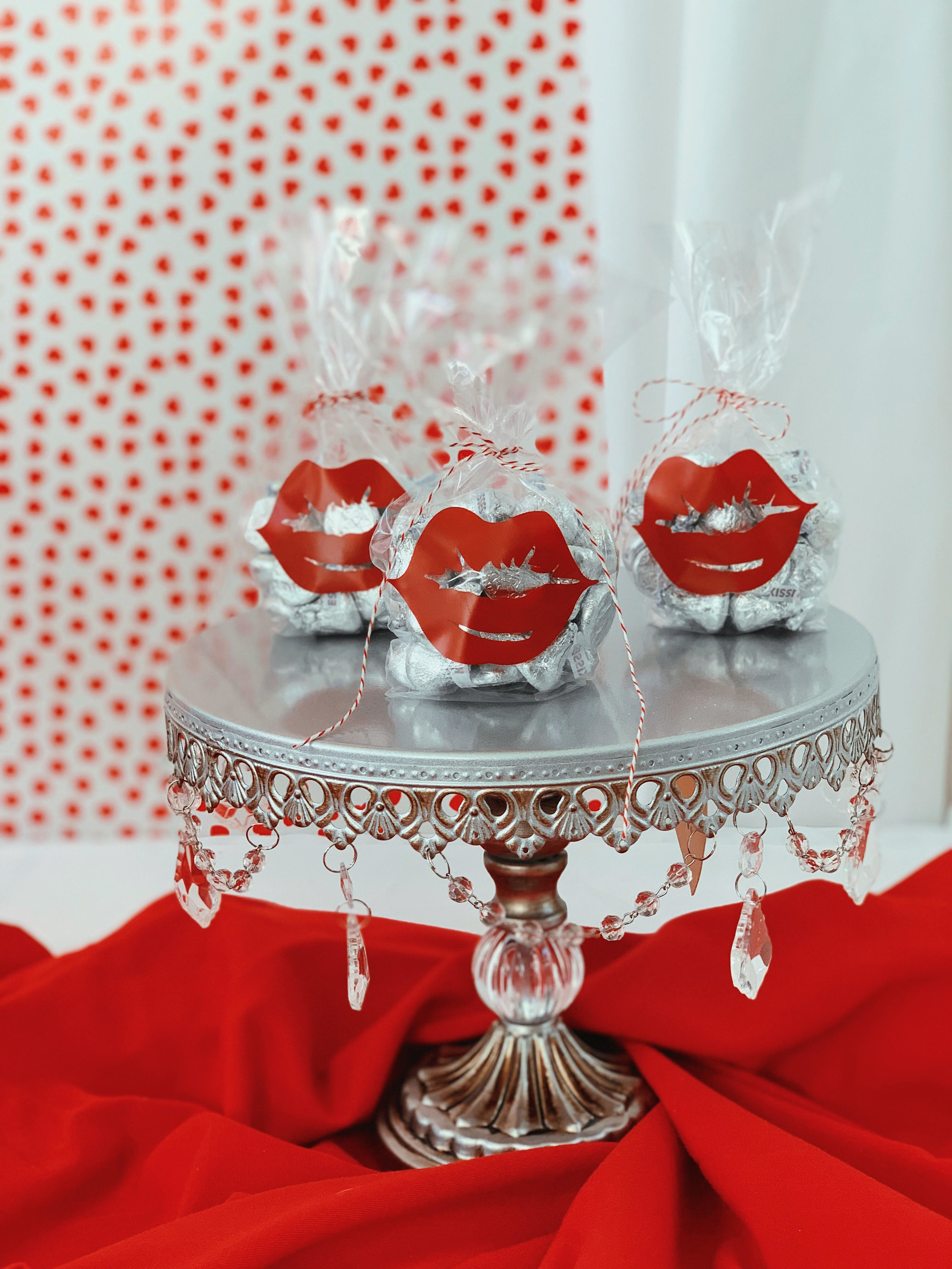 Valentine Kisses-Hersheys Kisses-Valentine Lips-www.SugarPartiesLA.com.jpg