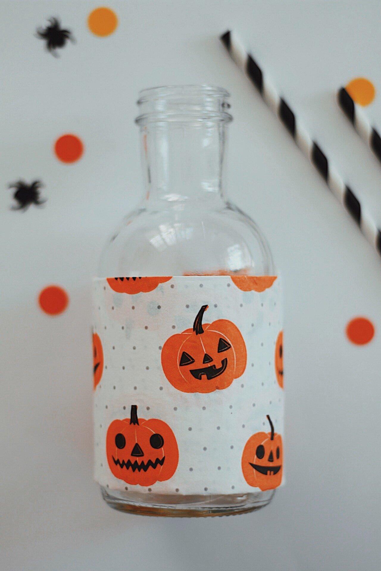 Bottle Wrap DIY-Halloween Candy-Halloween Party Ideas-www.SugarPartiesLA.com.jpeg