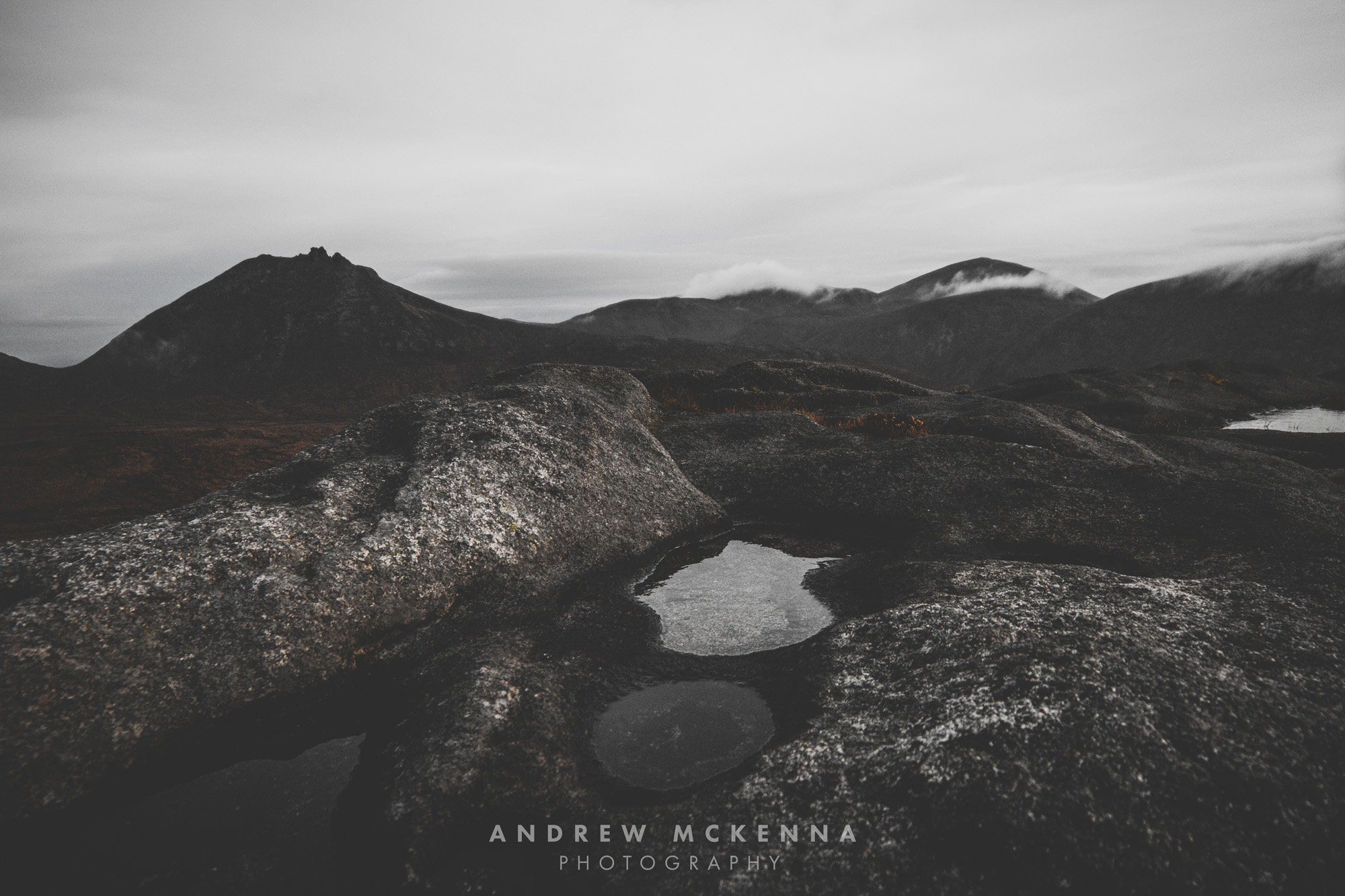 Slieve Doan Mourne Mountains Photography Andrew McKenna County Down