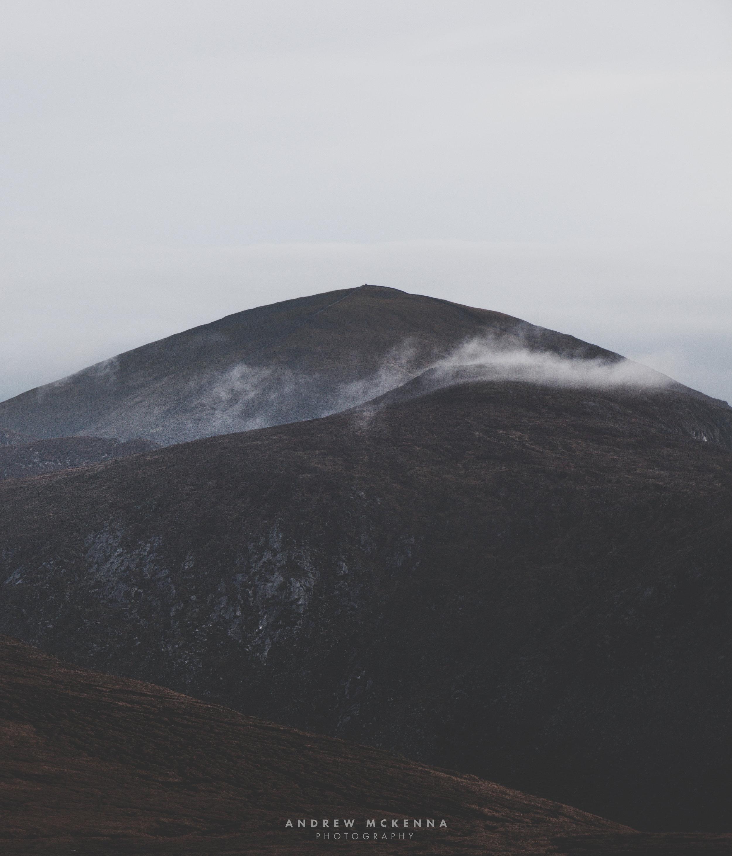 Slieve Donard Slieve Doan Mourne Mountains Photography Andrew McKenna County Down