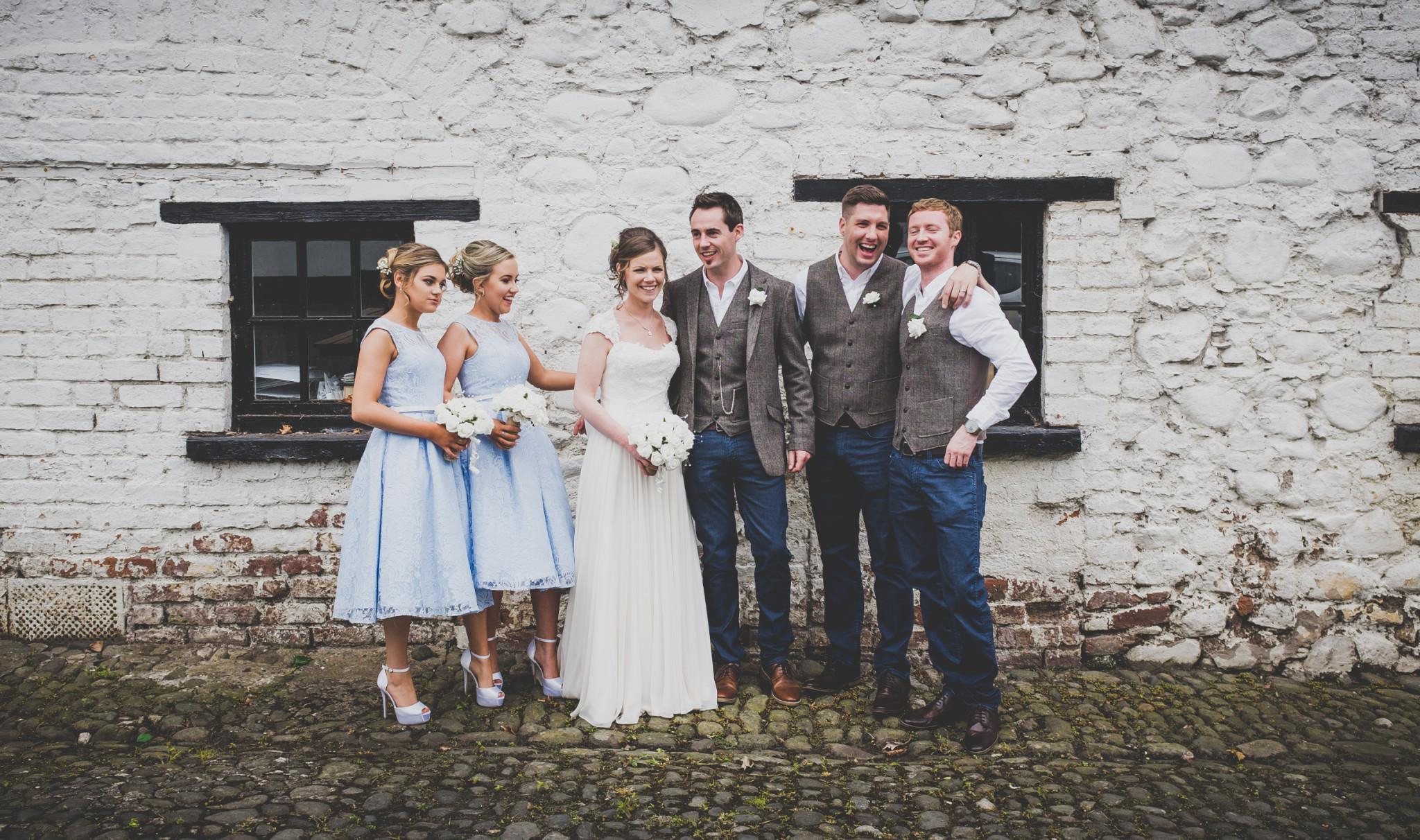 The Hilden Brewery Lisburn, Northern Ireland.Wedding photography by Andrew Mckenna