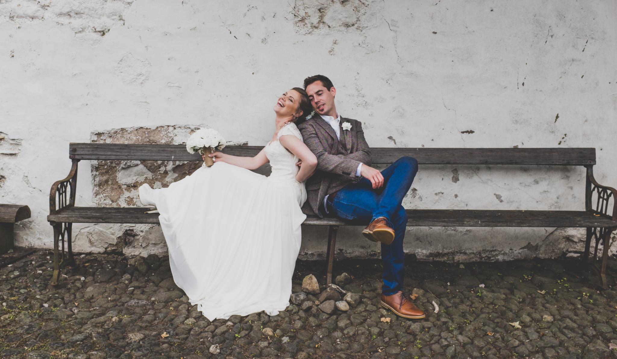 Charlene & Mark - The Hilden Brewery Lisburn Wedding Photography