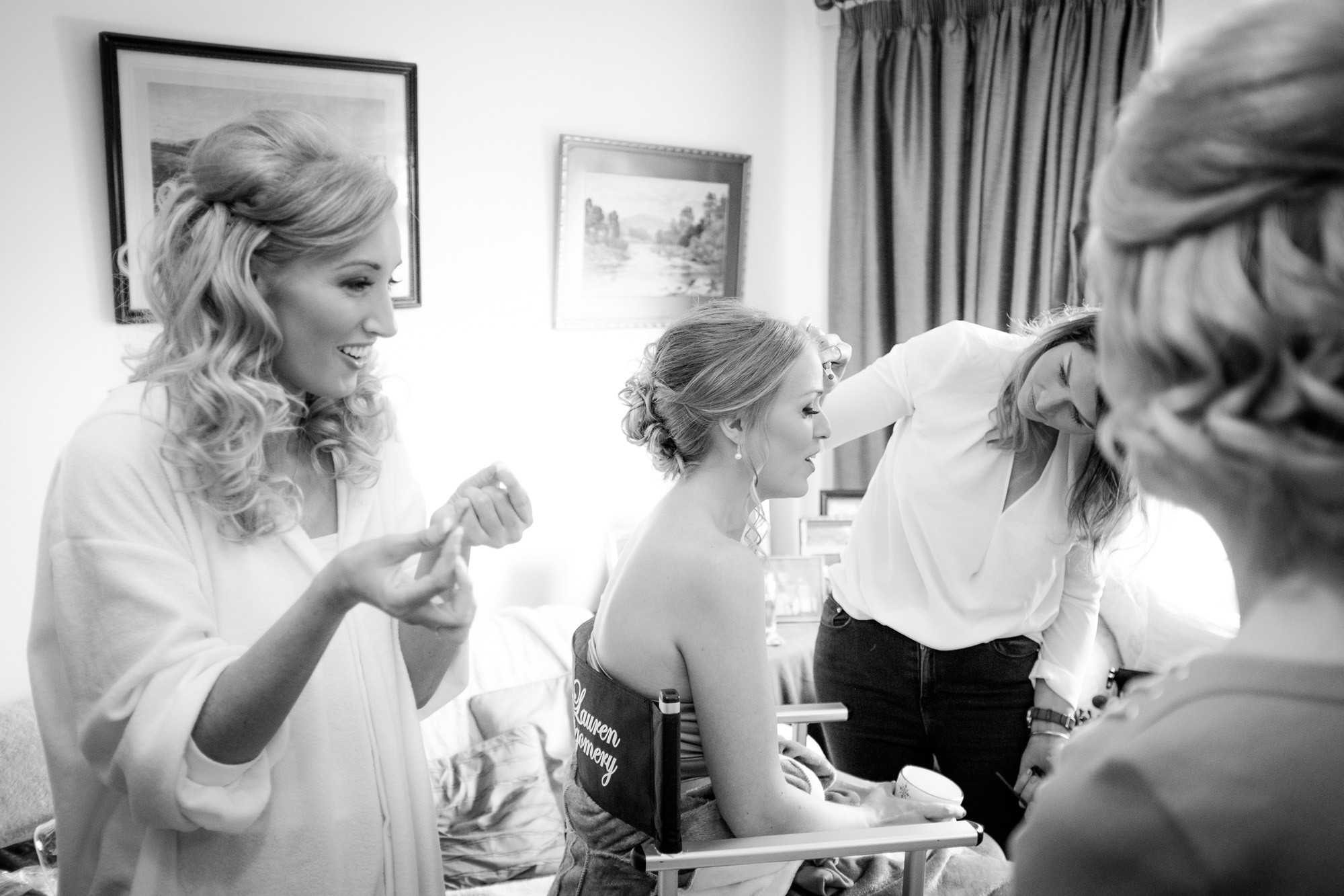 Orla & Niall - Slieve Donard Hotel Wedding