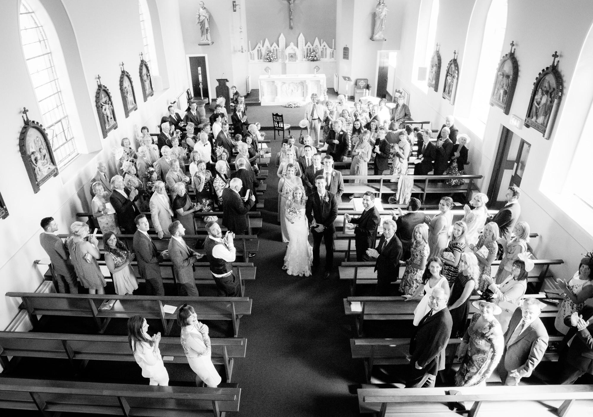 Slieve Donard Resort & Spa Wedding Photography Bryansford