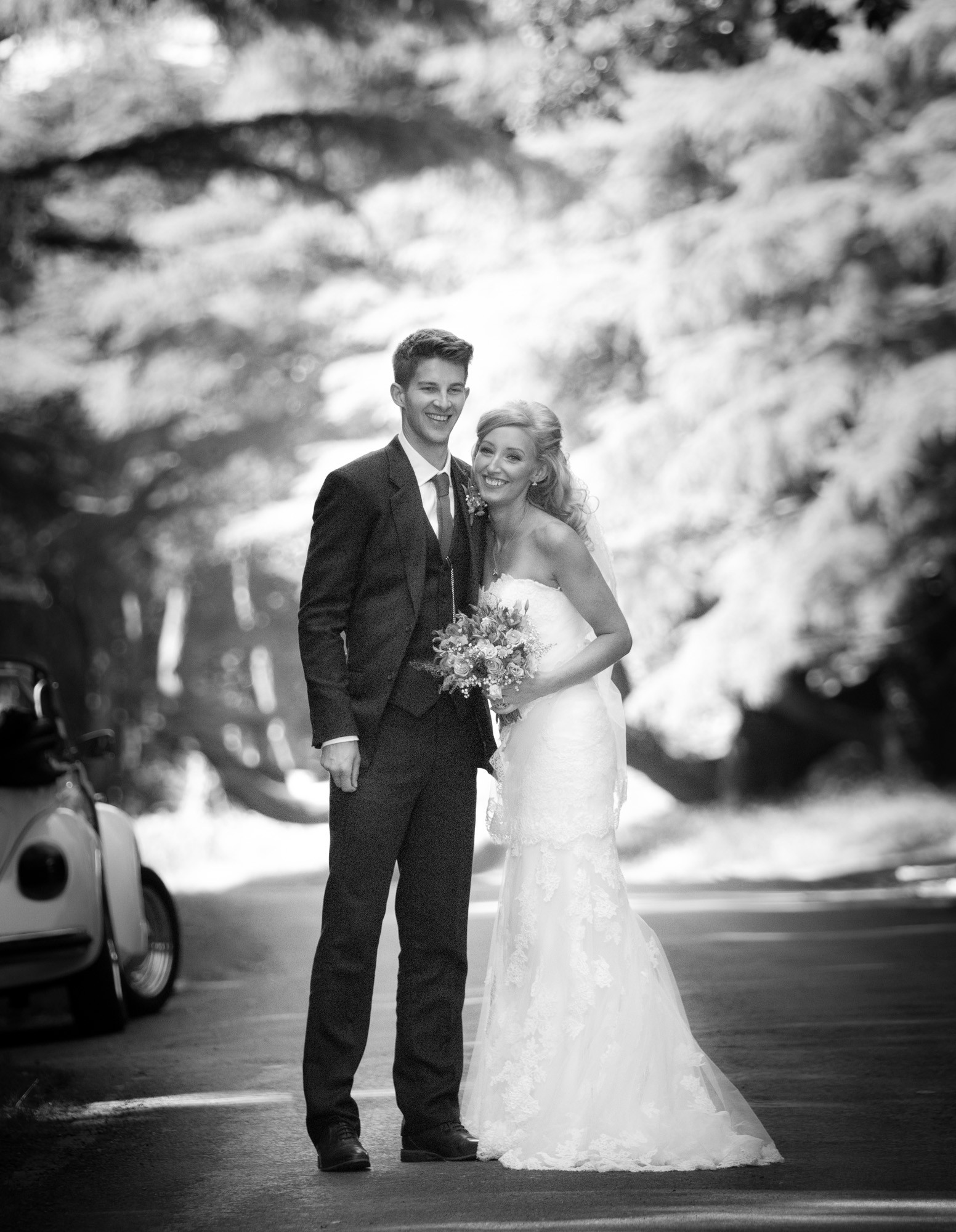 Tollymore wedding Photography
