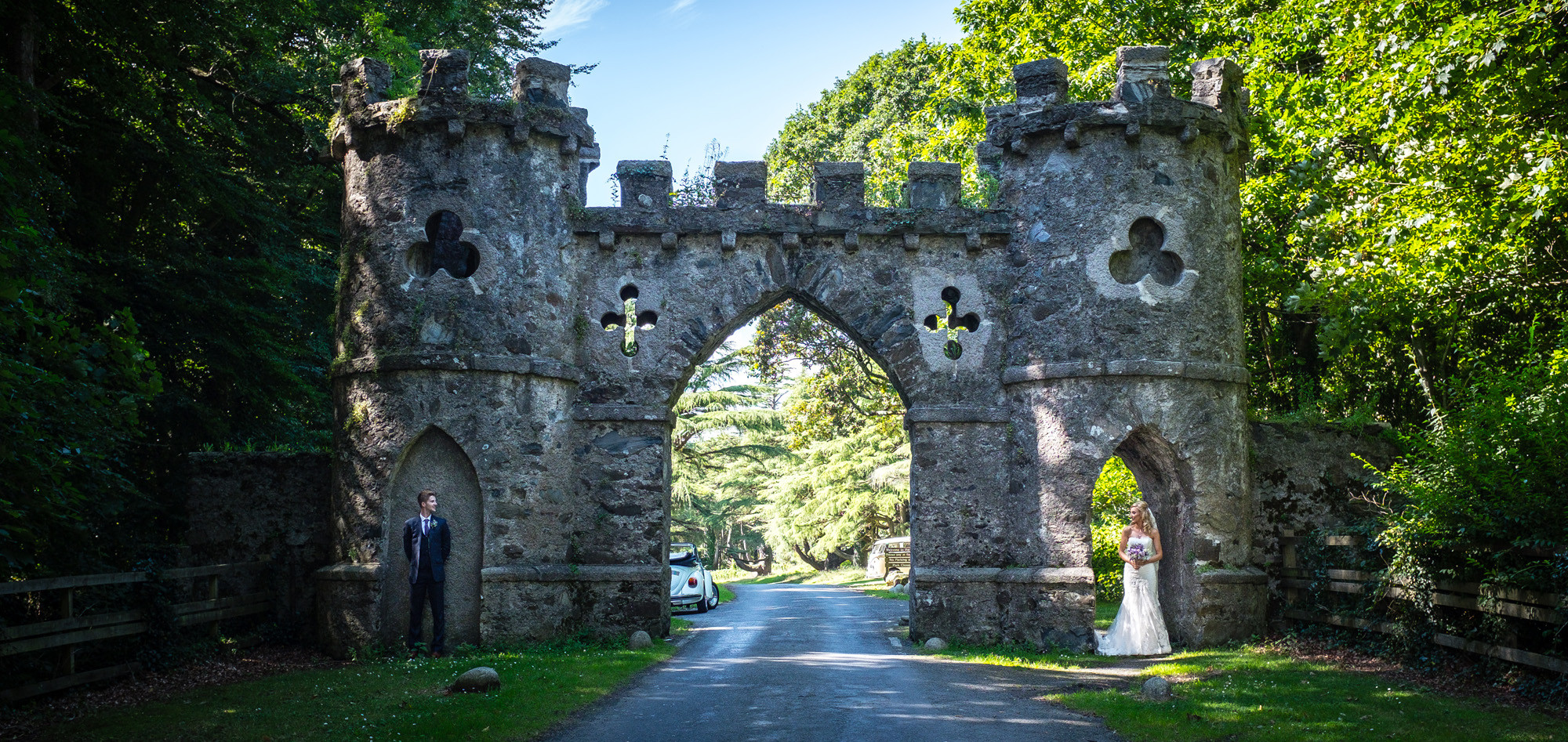 Tollymore Forest Park Slieve Donard Resort & Spa Wedding Photography