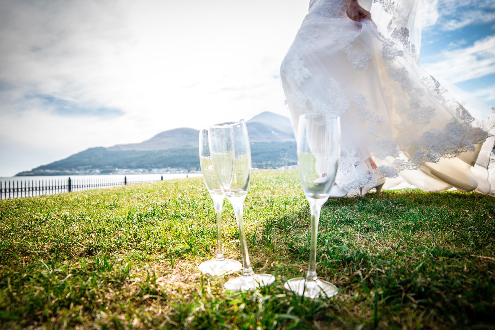 Orla & Niall - Slieve Donard Resort & Spa. Wedding photographer Andrew McKenna, Newcastle. County Down.