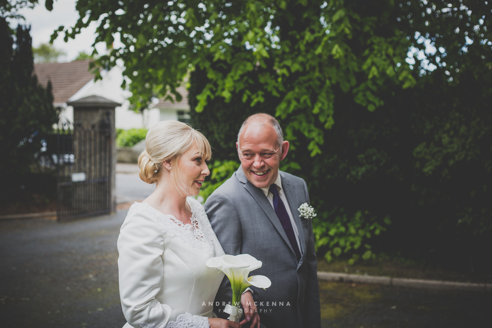 Burrendale Hotel Wedding Photography Newcastle County Down. Photographer Andrew McKenna