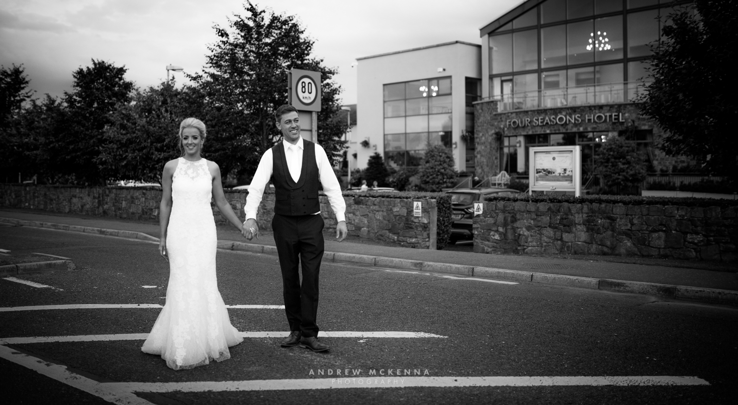 Wedding Photography Carlingford, County Louth Four Seasons hotel, Photography By Andrew McKenna Photography Newcastle County Down, Northern Ireland.