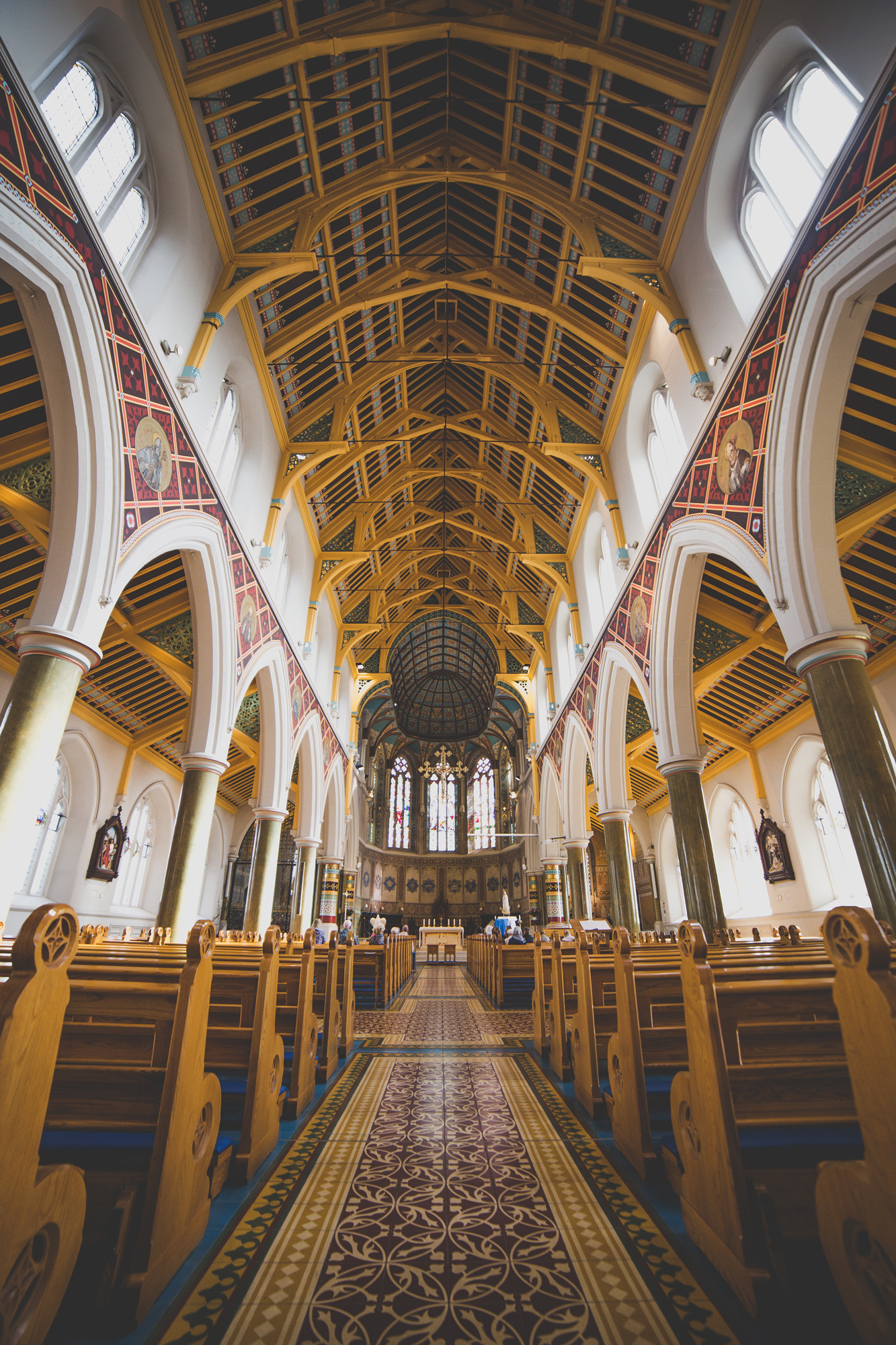 St Peters Cathederal Belfast Wedding Photography