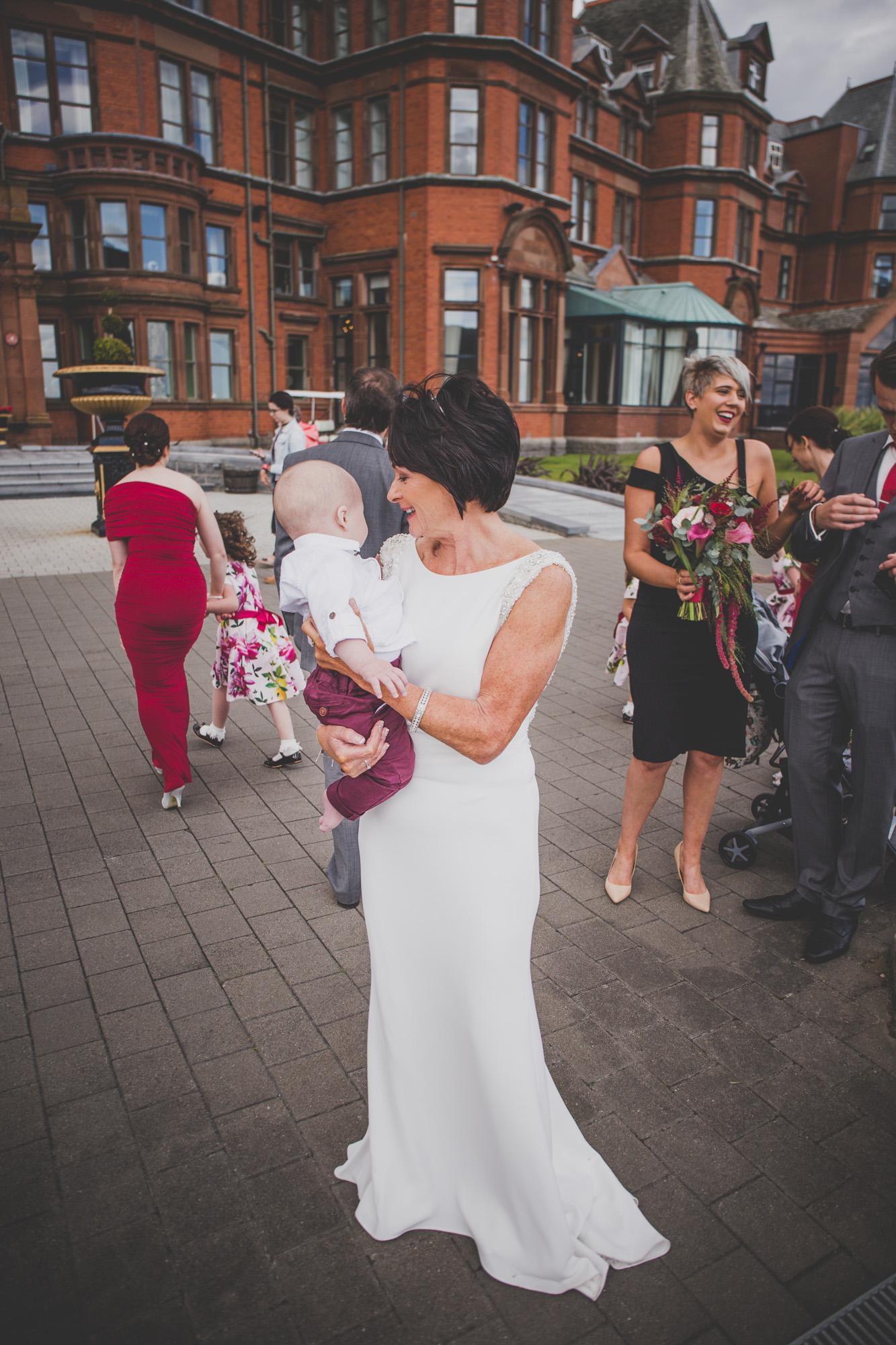 Slieve Donard Resort & Spa Wedding Photography County Down Andrew McKenna