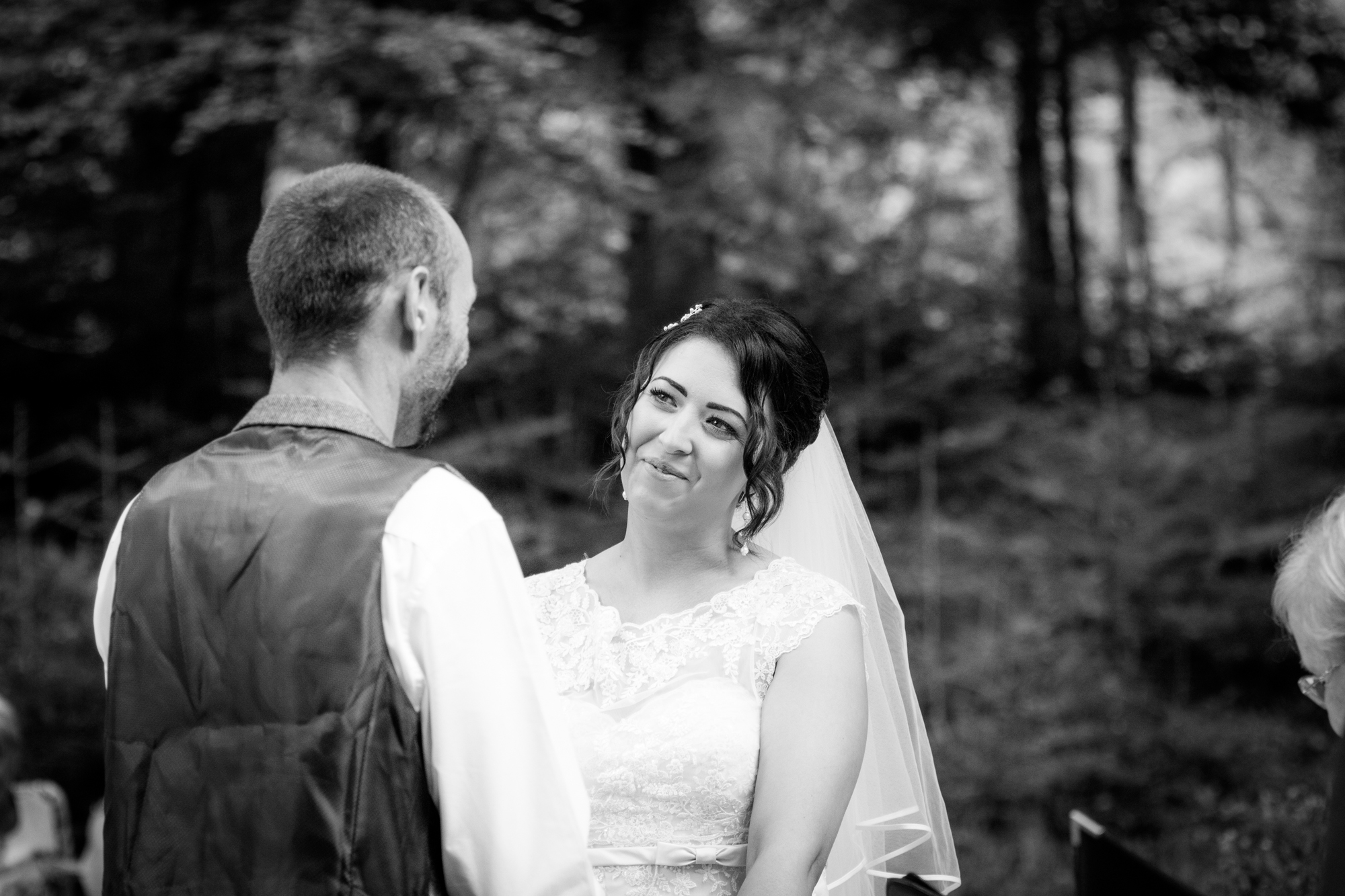 Laura Marie & Ross - Tollymore Forest Park Outdoor Wedding, Photo By Andrew McKenna Photography Newcastle County Down, Northern Ireland. (www.amckphotography.com)