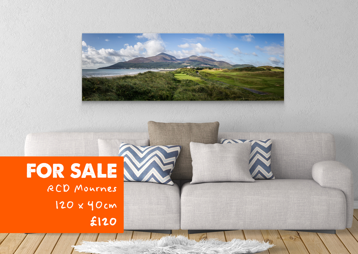 Royal County Down Mourne Mountains