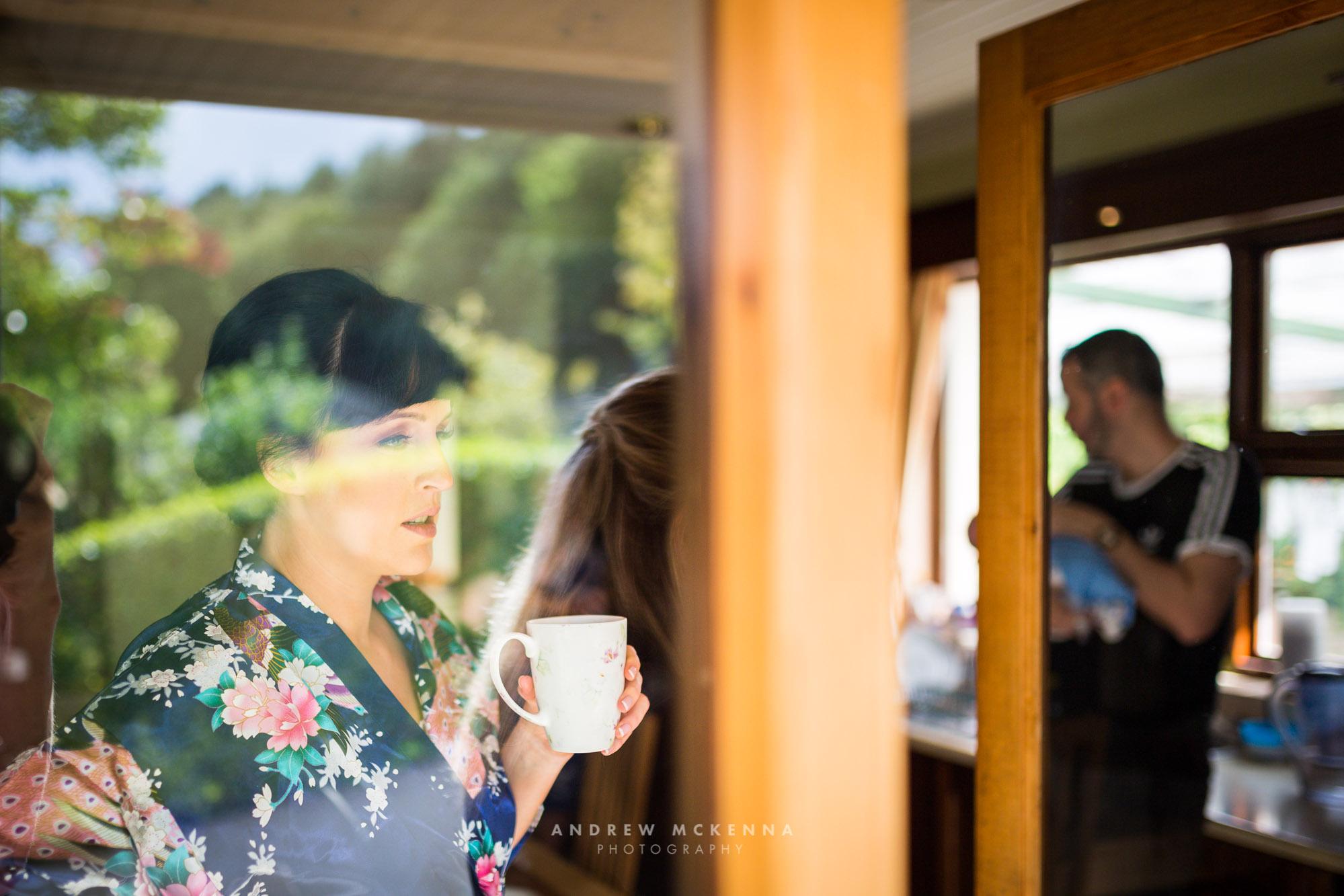 Katy & Aaron - Tulfarris Resort - Wedding photographer Northern