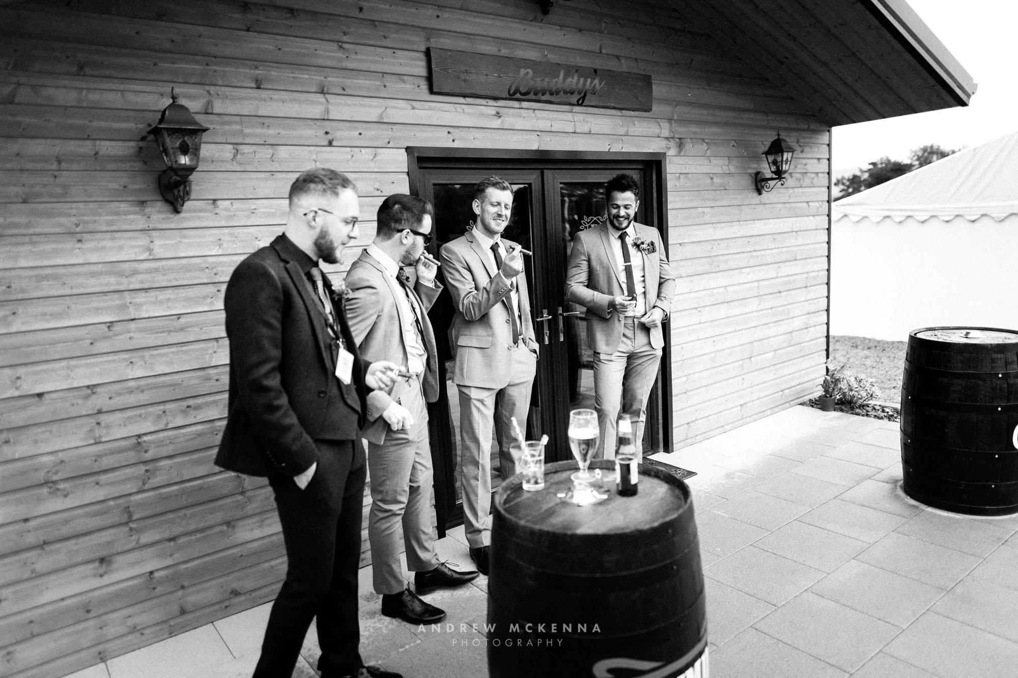 Samantha & Ricky - Rossharbour Wedding Photography Northern Irel