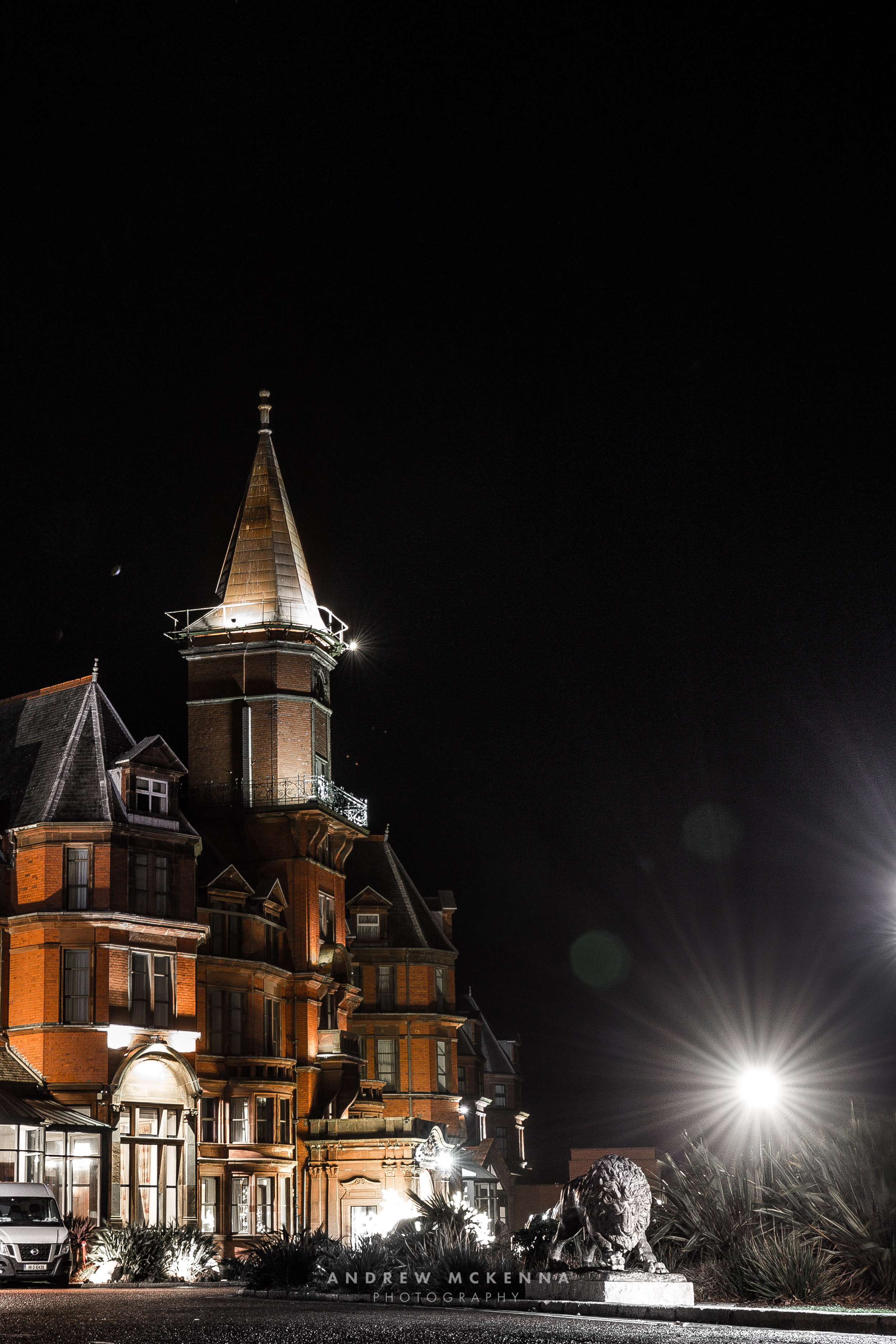 Slieve Donard Resort & Spa -  Newcastle County Down Photography