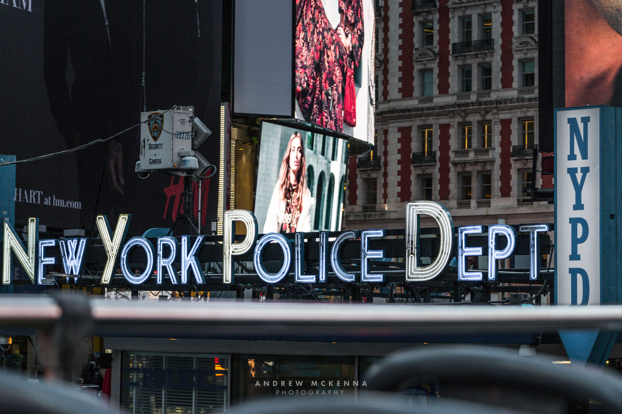 New York NYC Photographer Travel photographer NYPD