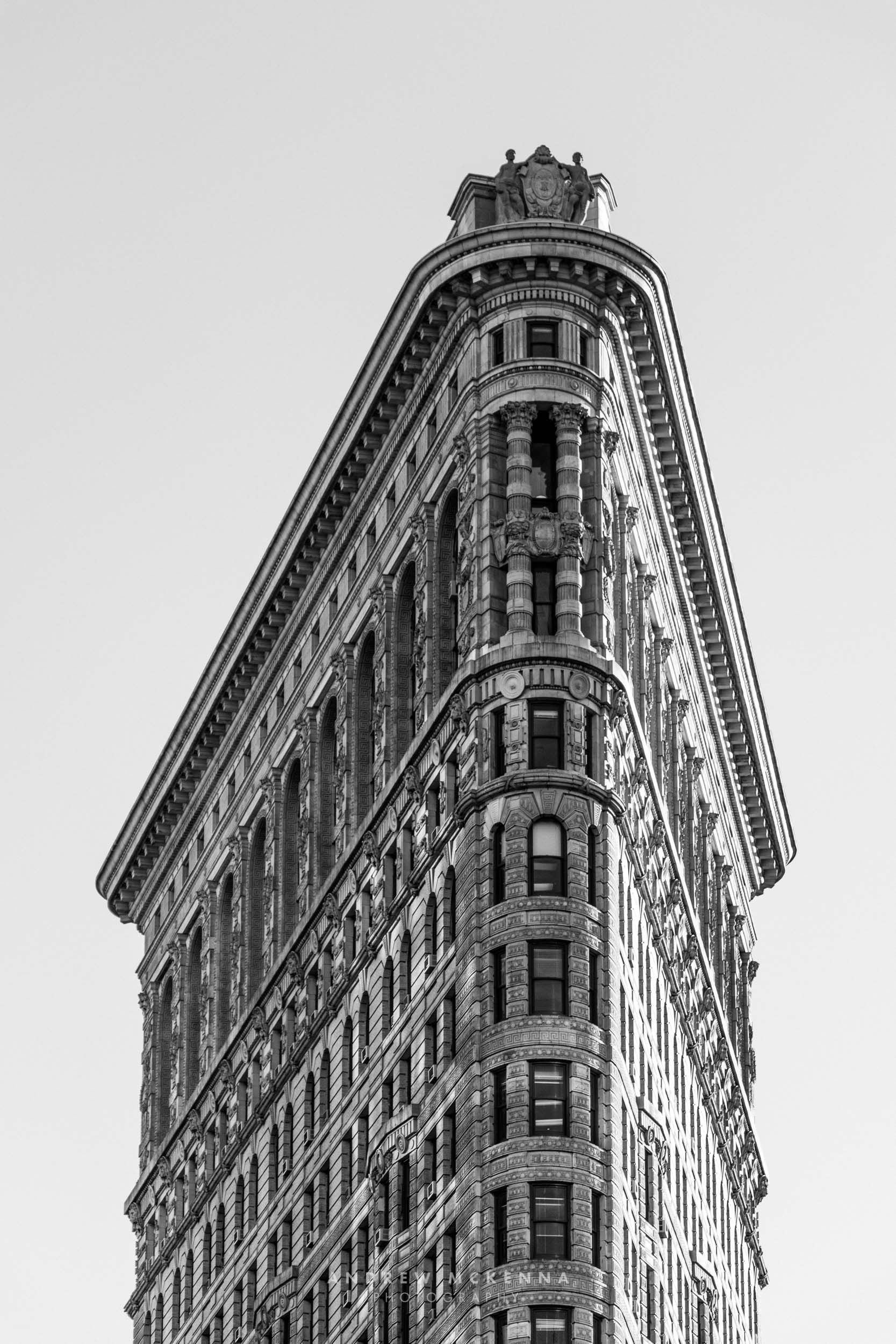 New York NYC Photographer Travel photographer Flat Iron building