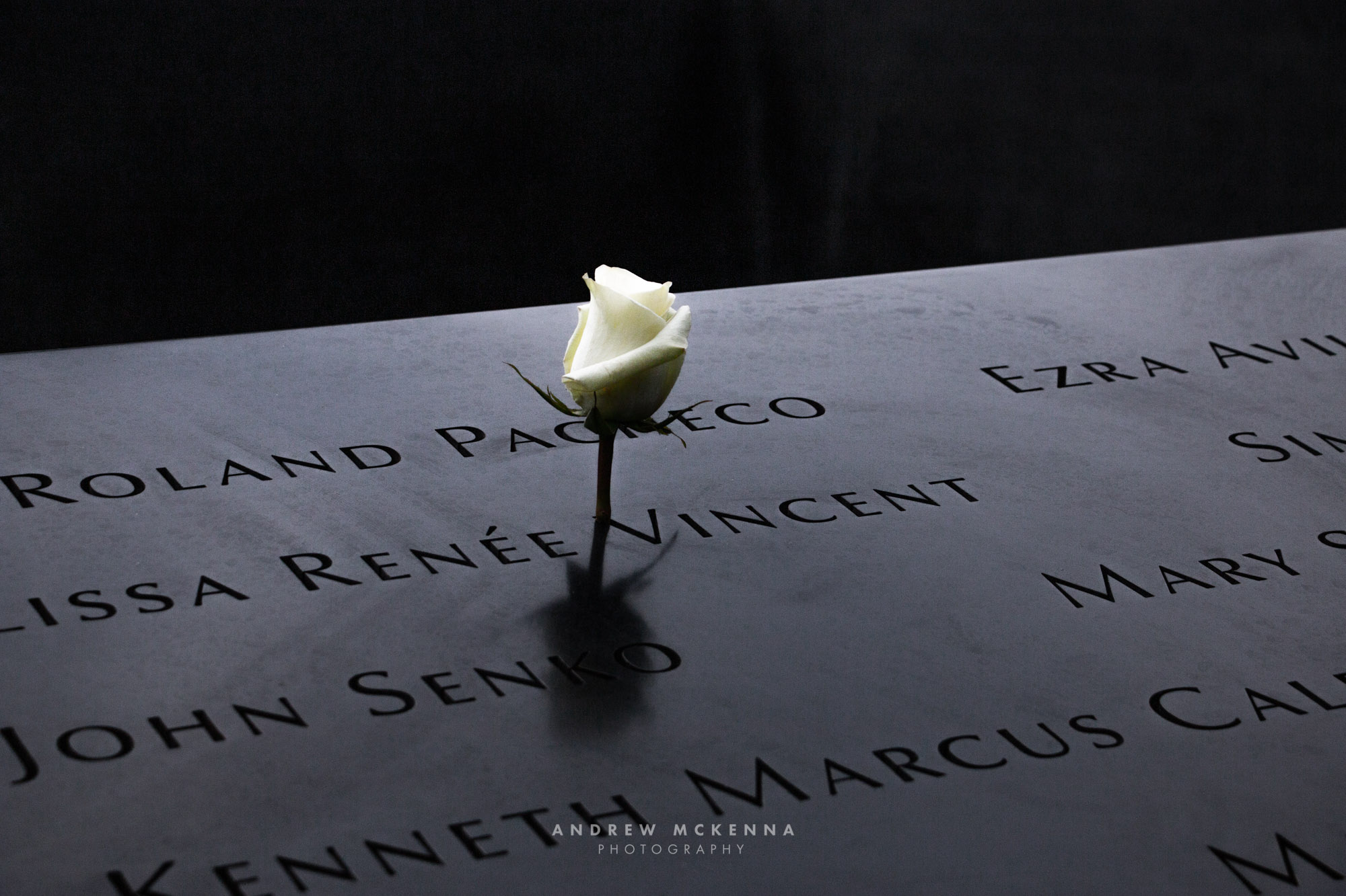 New York NYC Photographer Travel photographer 911 memorial