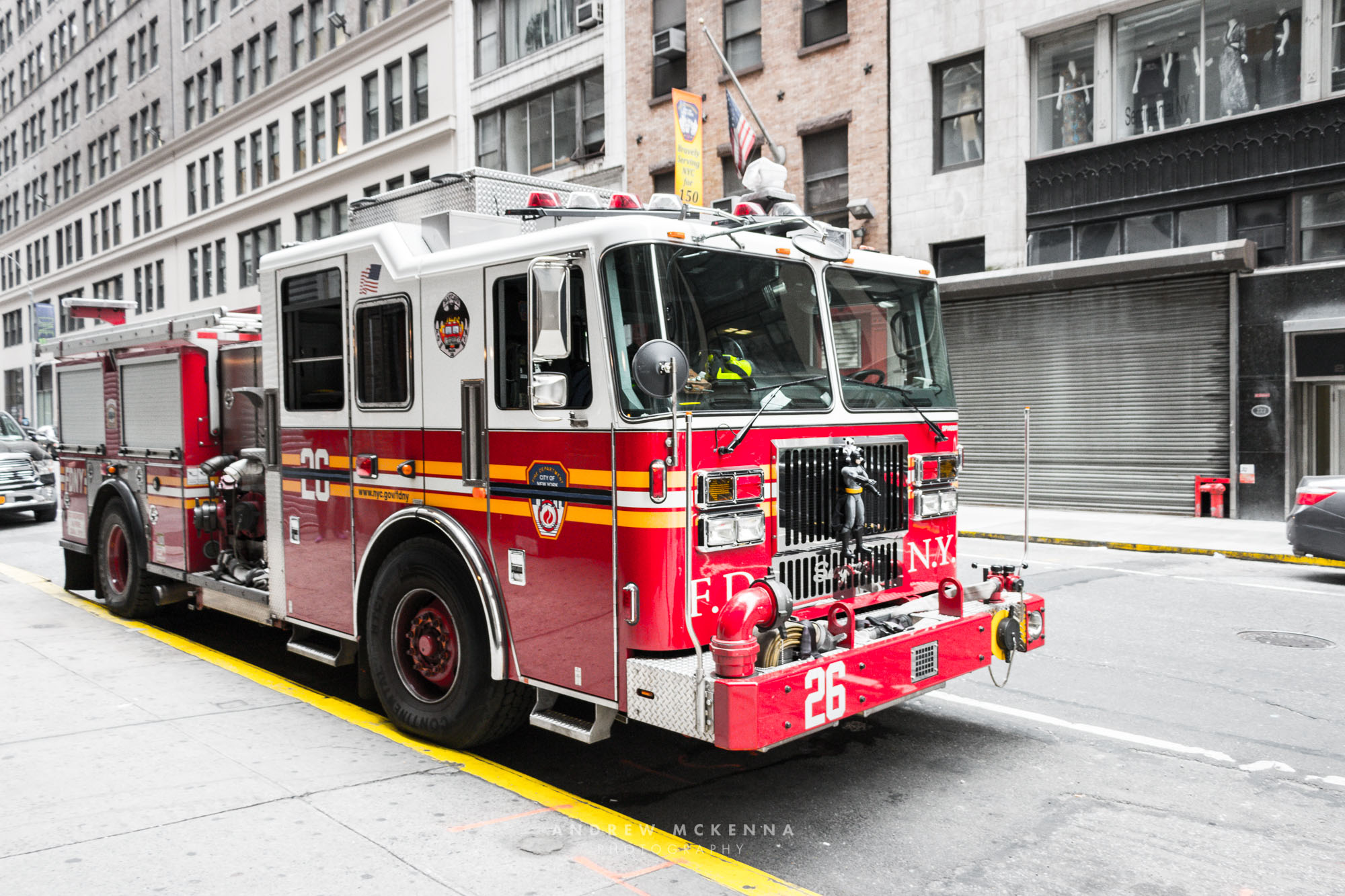 New York NYC Photographer Travel photographer FDNY