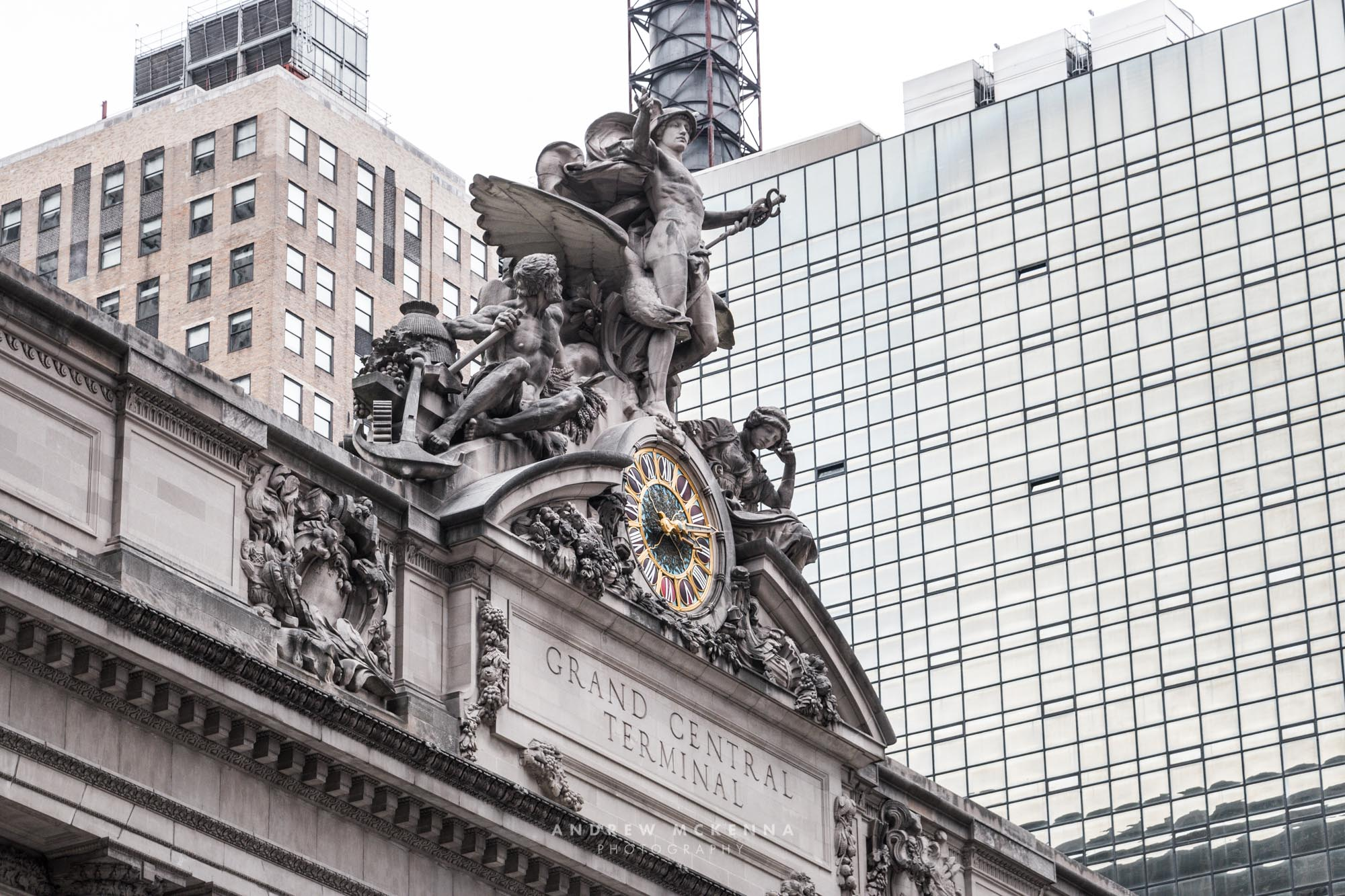 New York NYC Photographer Travel photographer Grand central term