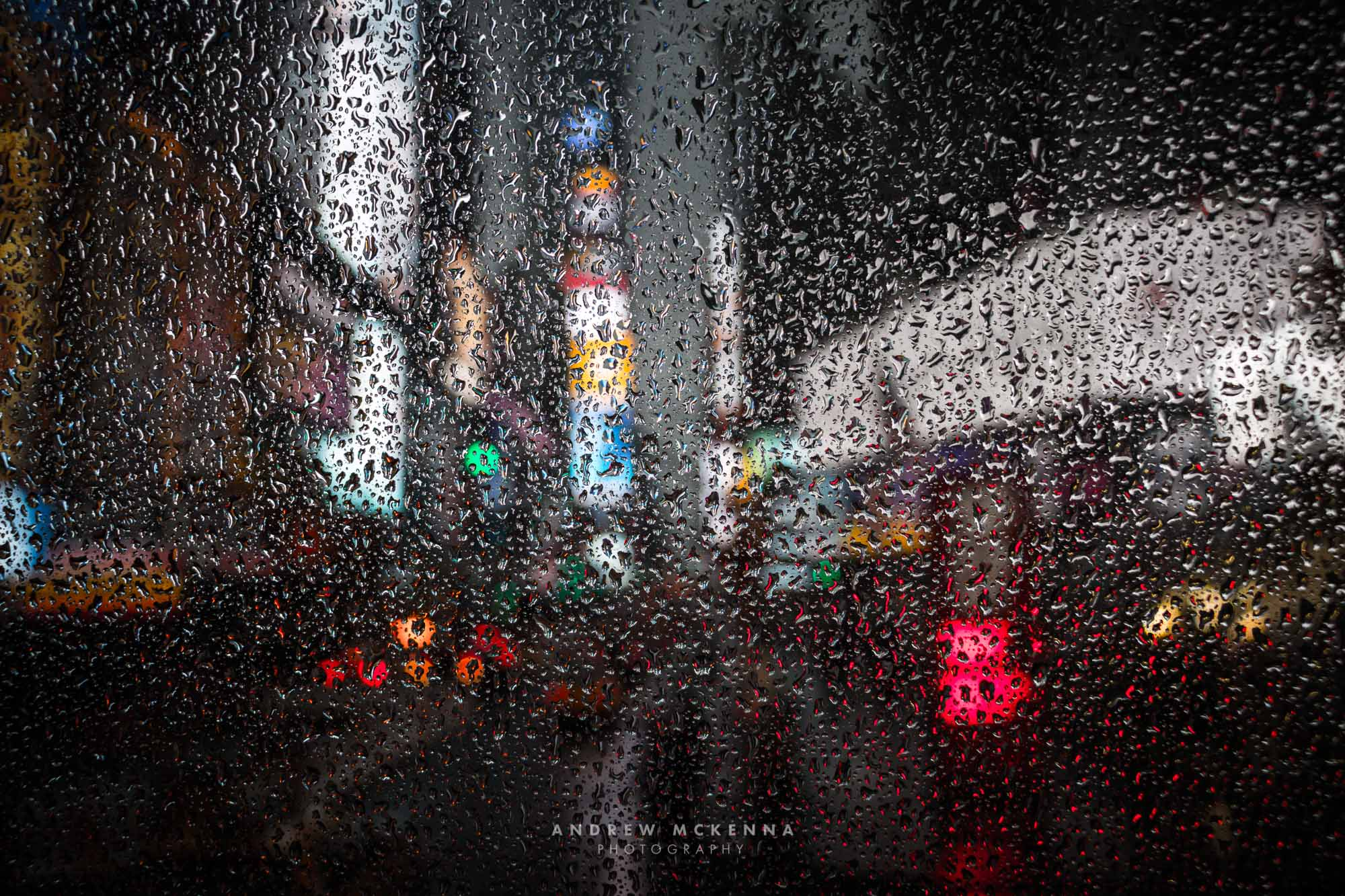 New York NYC Photographer Travel photographer Times square rain
