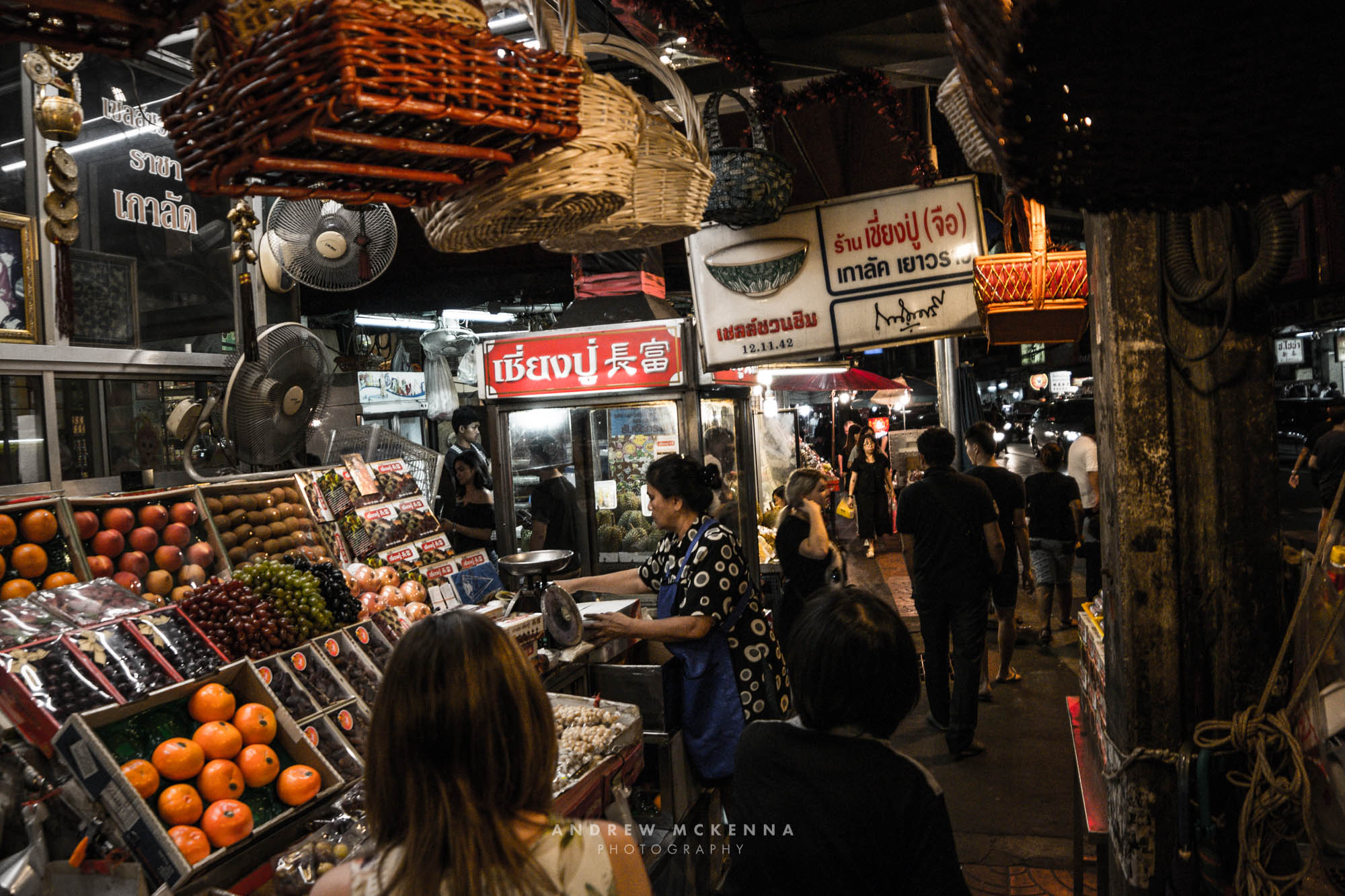 Thailand Street Photography China Town bangkok