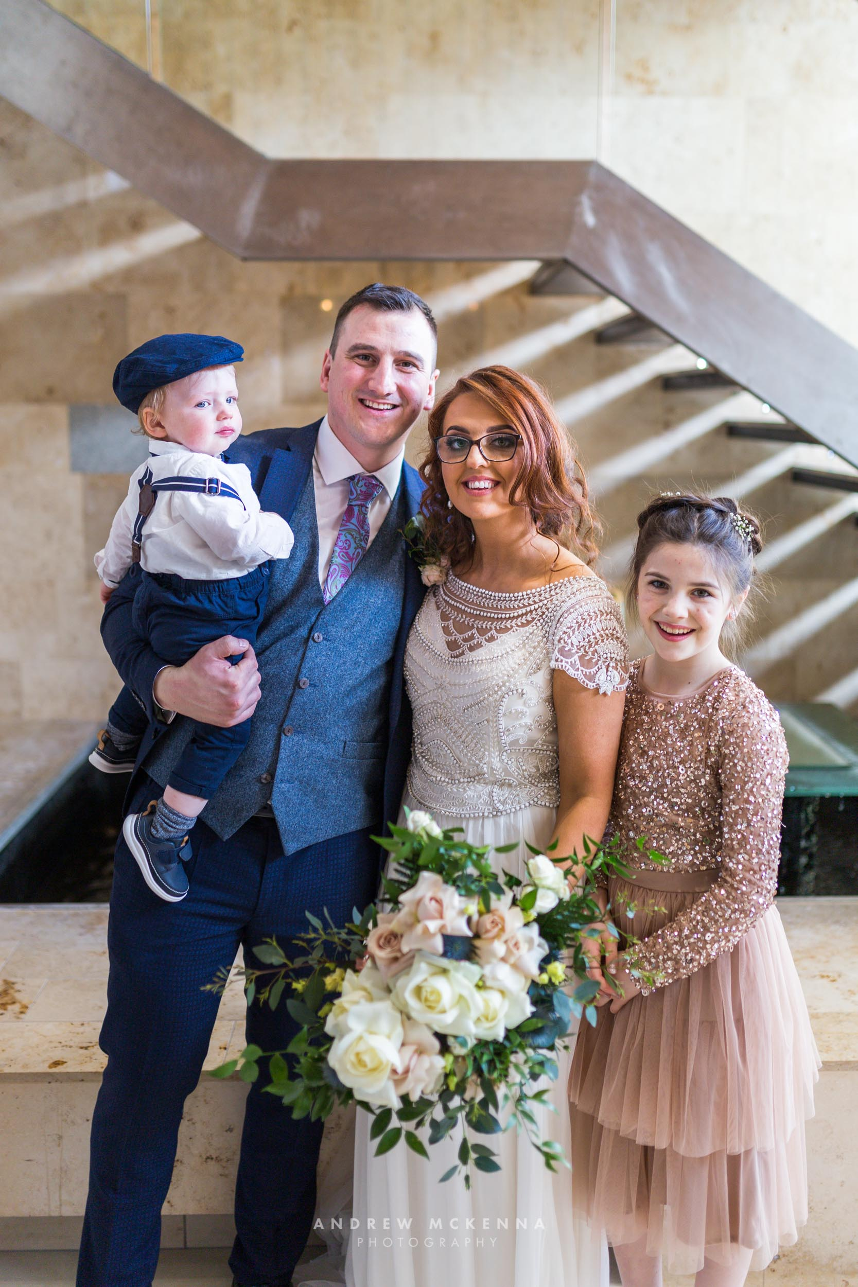 Sarah & Leigh - Slieve Donard Resort & Spa Wedding Photography C