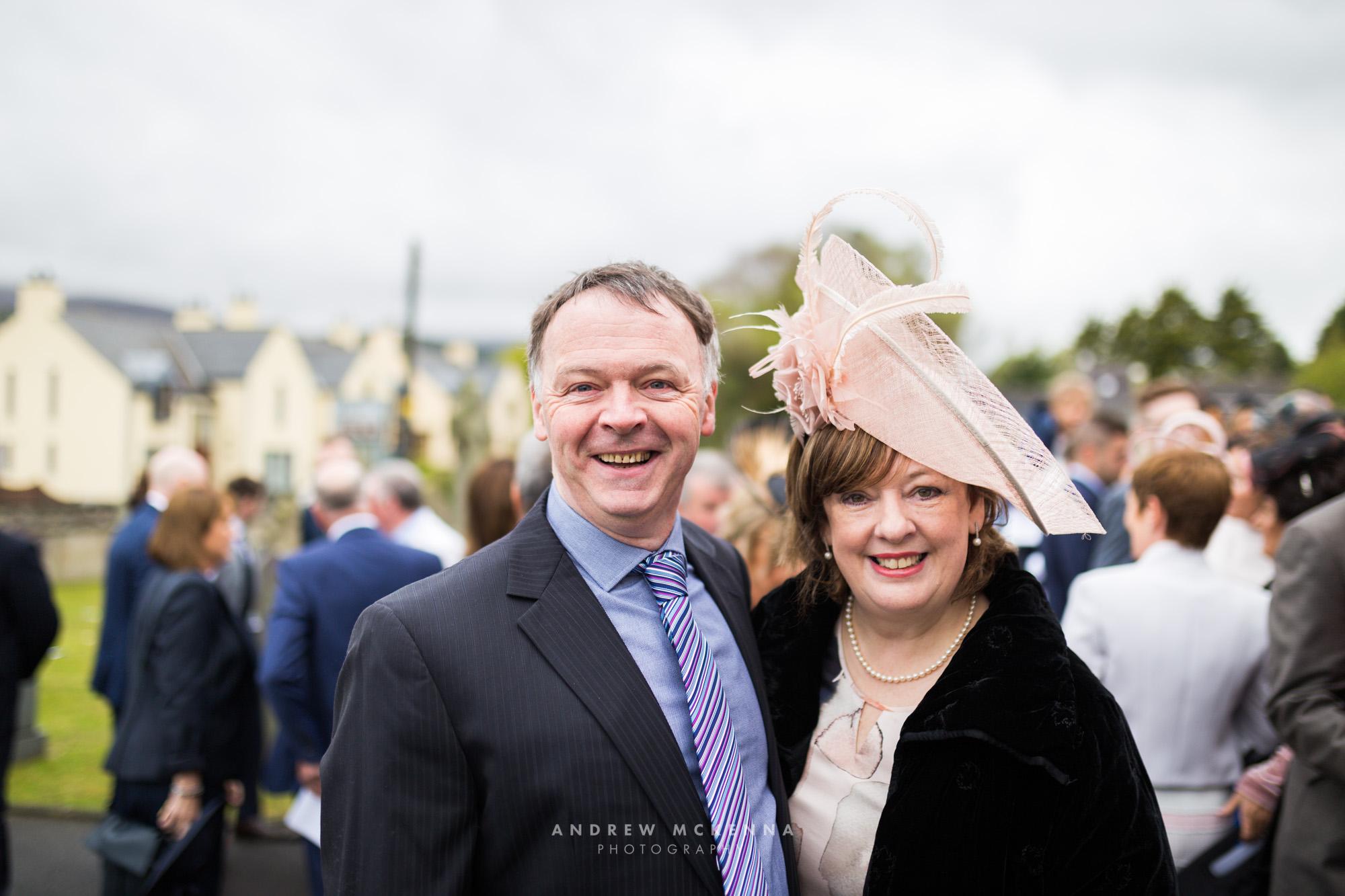 Hannah & Stephen  - Cabra Castle Wedding Photography