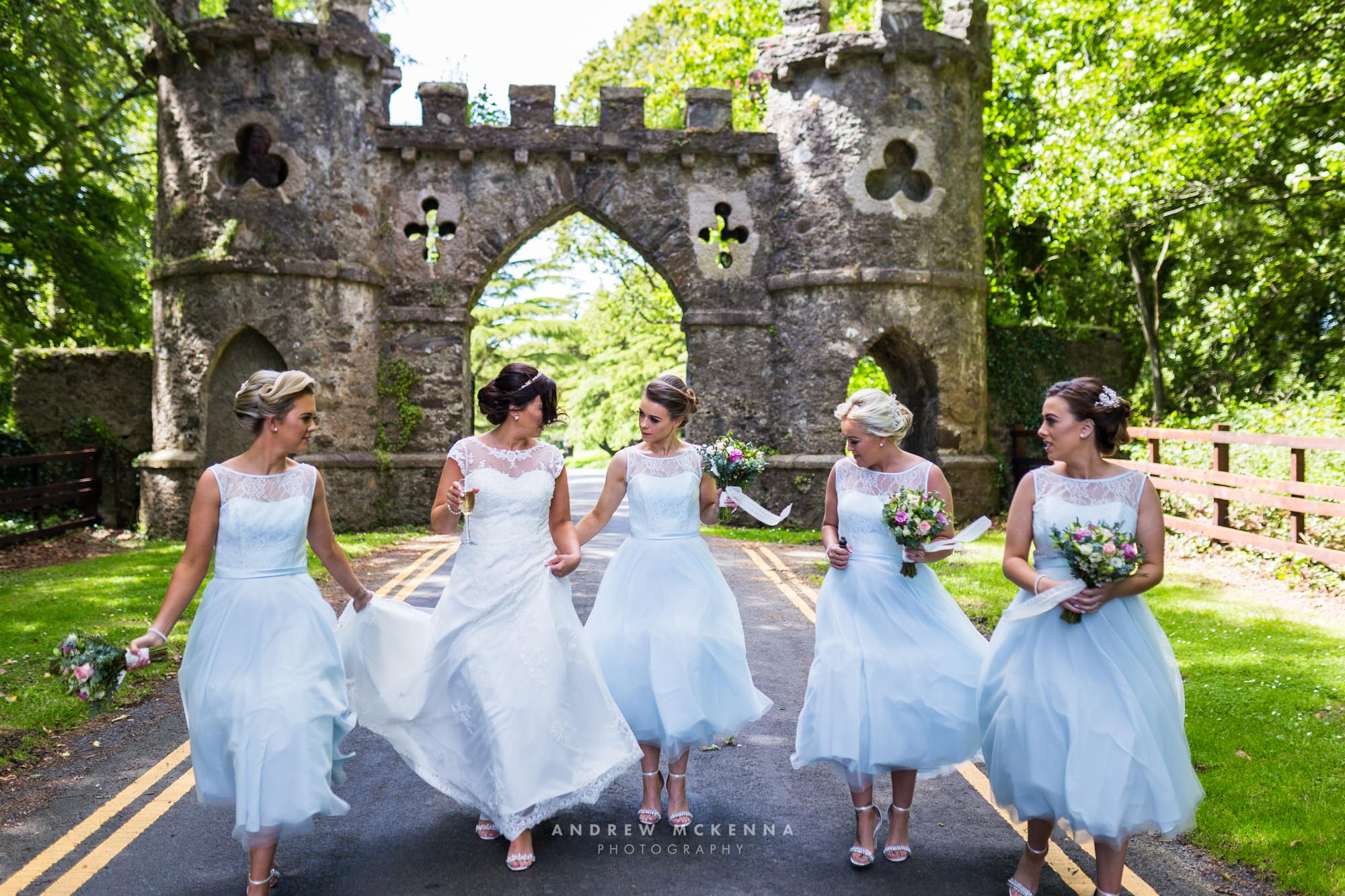 Natural Wedding Photography Northern Ireland - Newcastle county Down